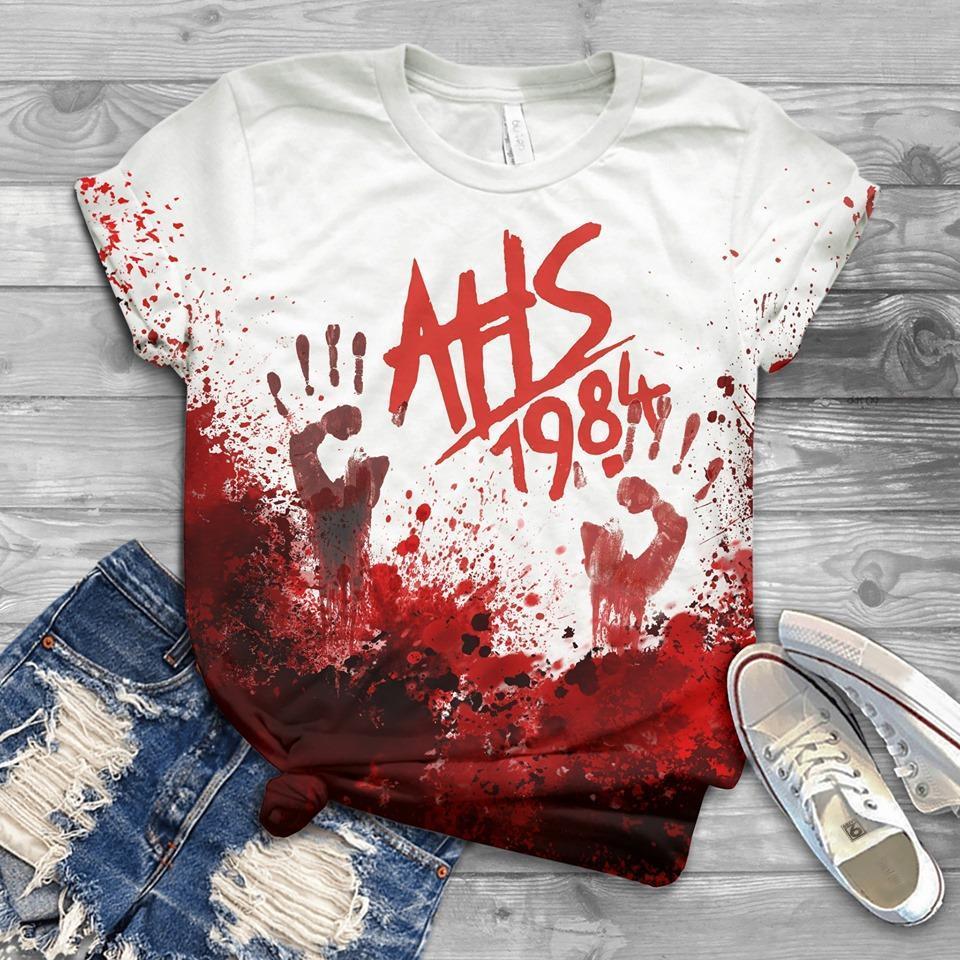 American Horror Story 1984 Movie Fan Print Shirt