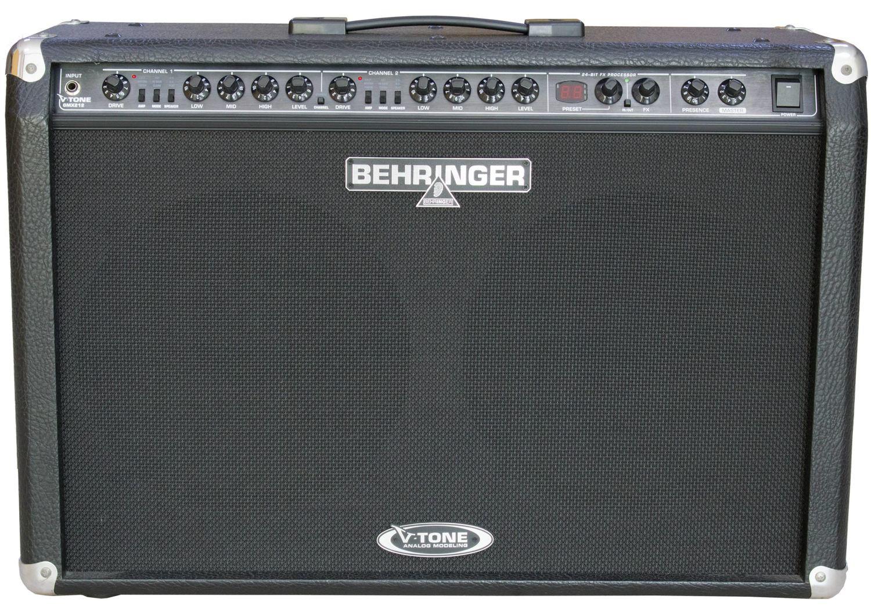 Amplificador guitarra V-TONE GMX212