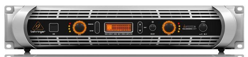 Behringer iNuke NU3000 Amplificador iNuke NU3000 3000W