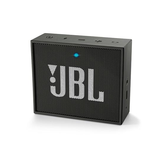 Caixa de Som Portátil JBL GO Preta Original