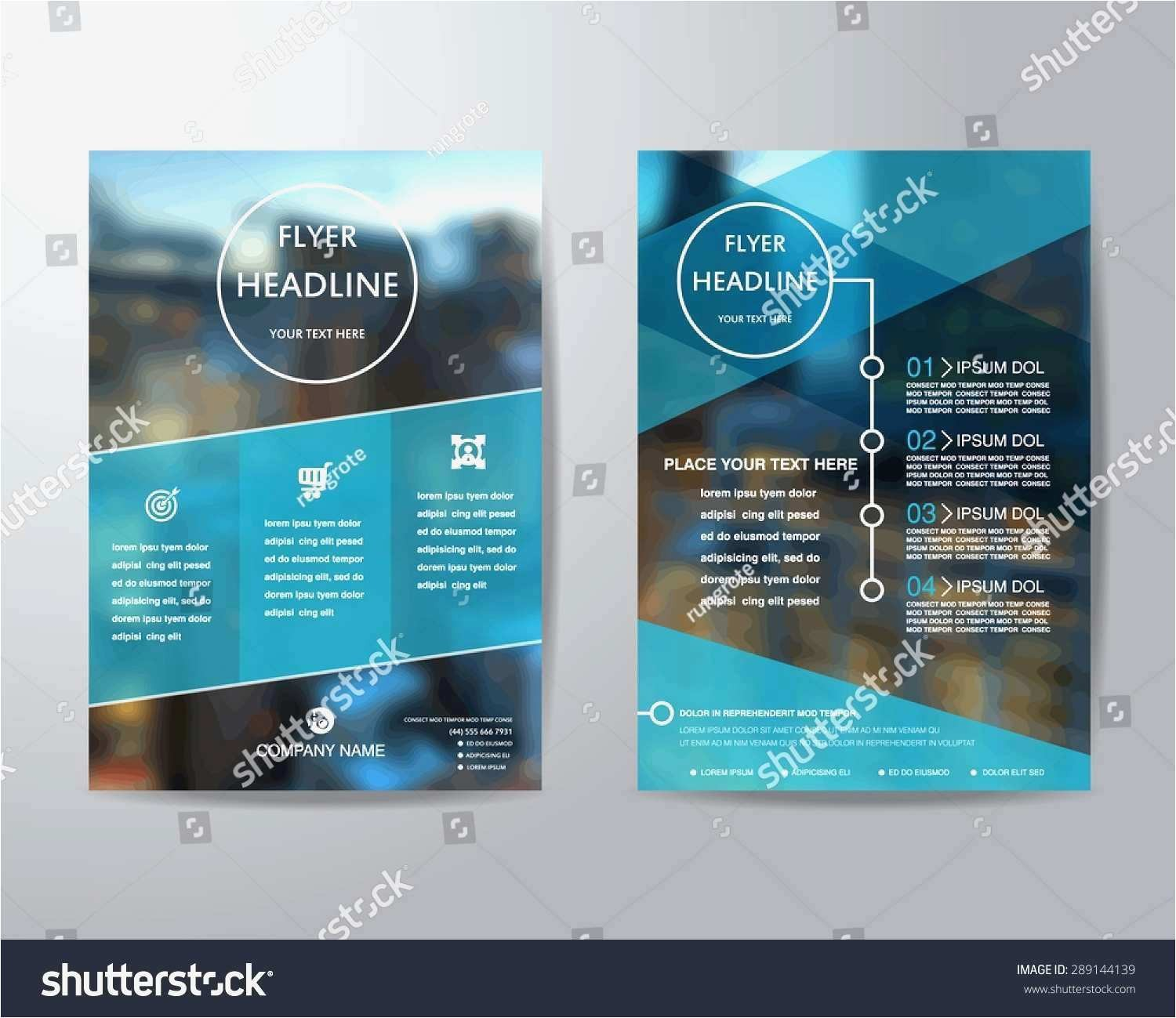 Event Flyer Template Word