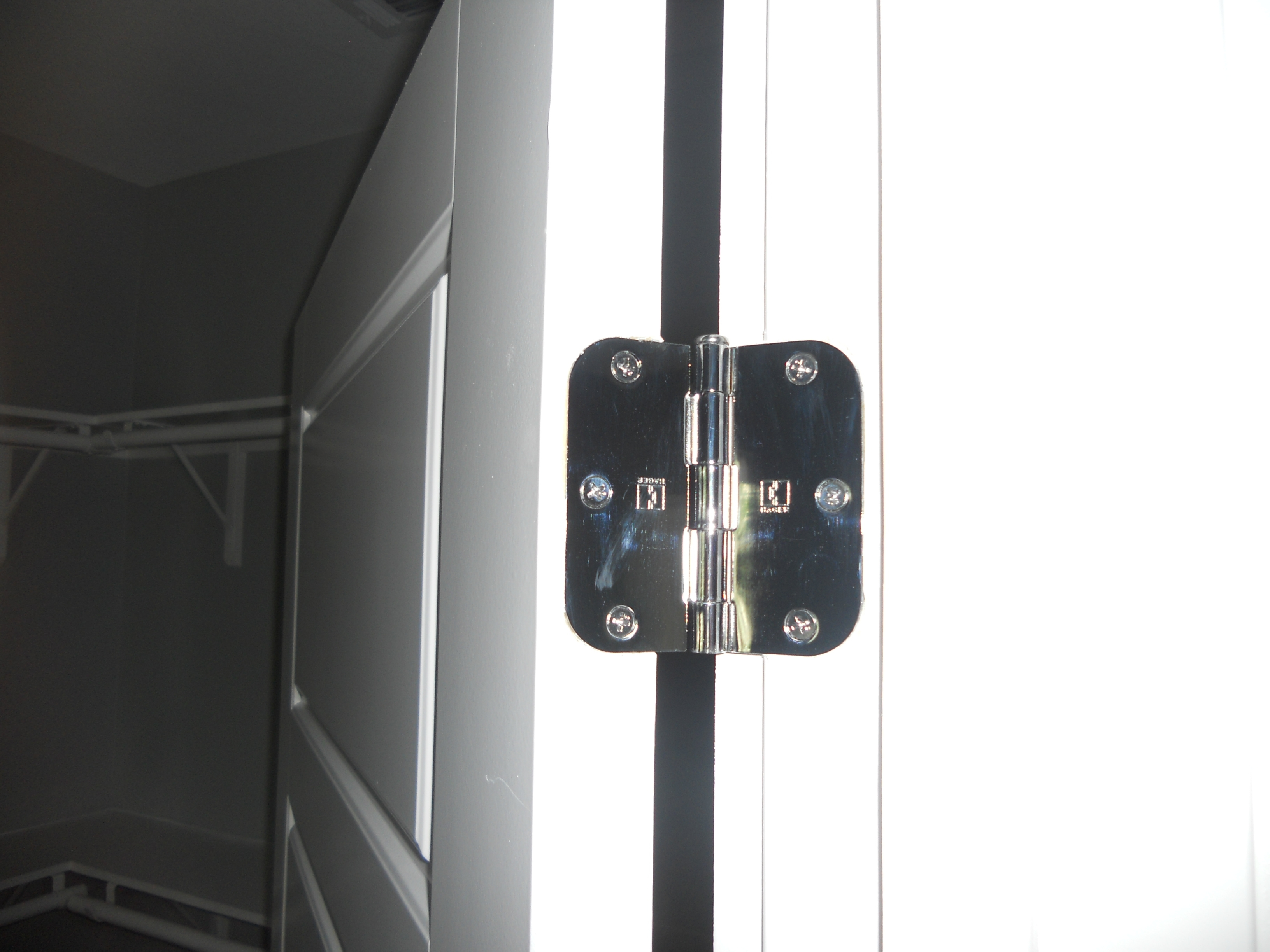 Closet Door Hinge Light Switch