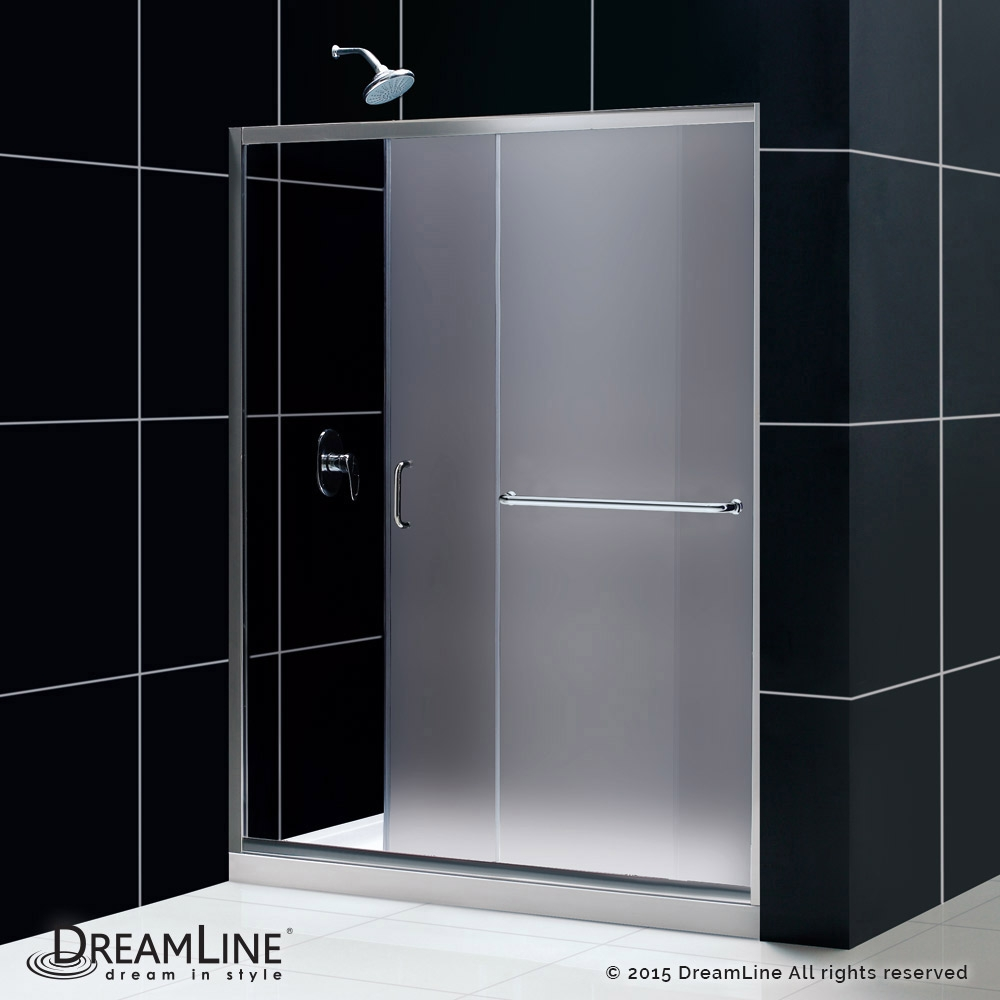 Dreamline Infinity Sliding Shower Door