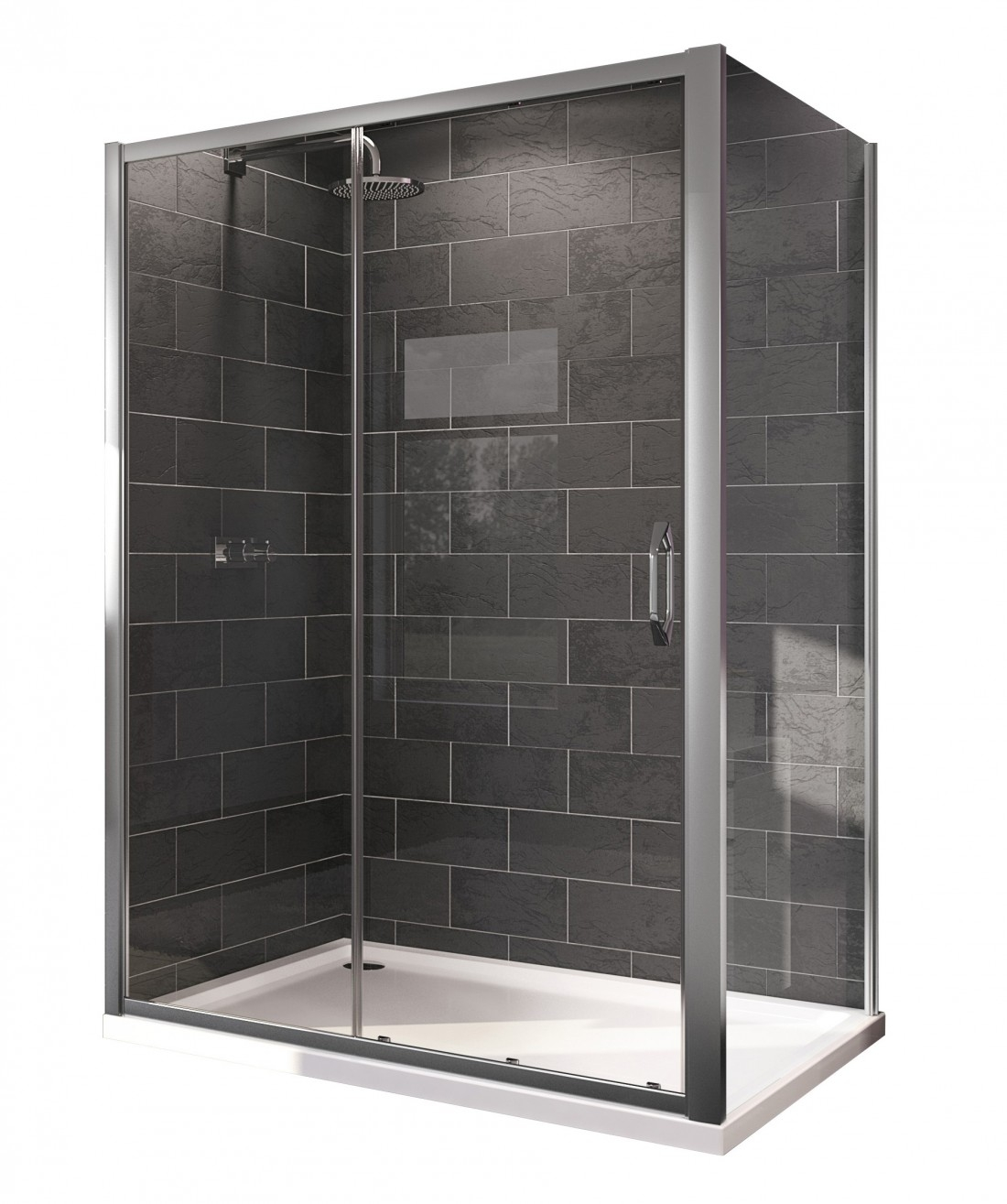Huppe Sliding Shower Doors