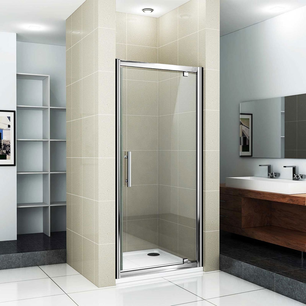 Shower Stall Door Or Curtain