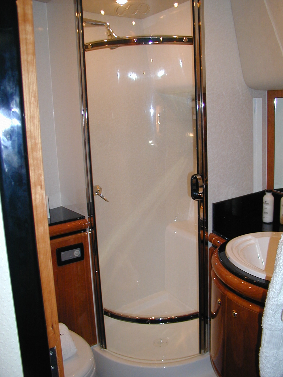 Acrylic Shower Doors For Boats