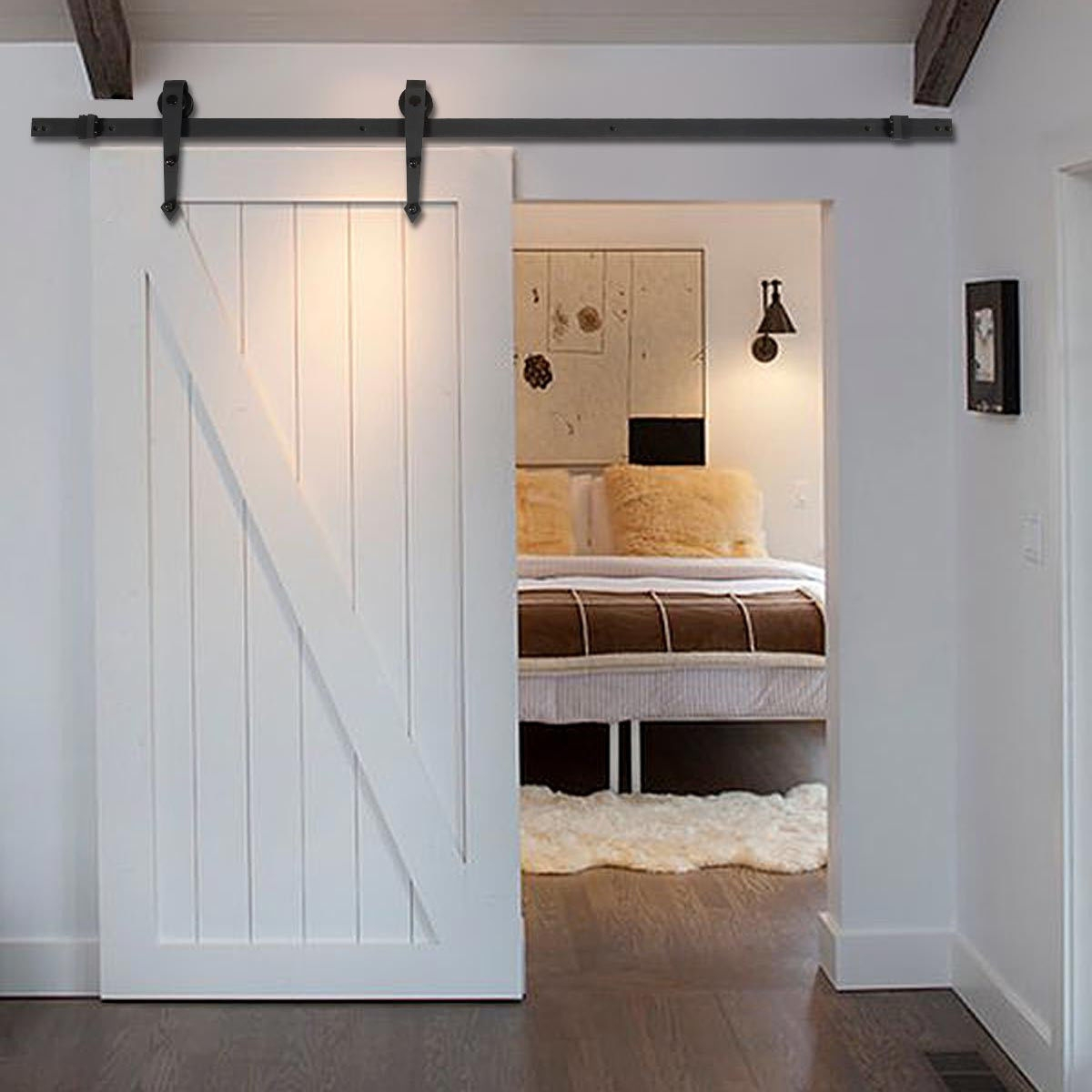 Barn Door Closet Hardware