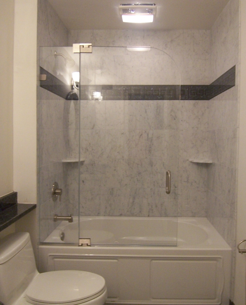 Bathtub Shower Door Options