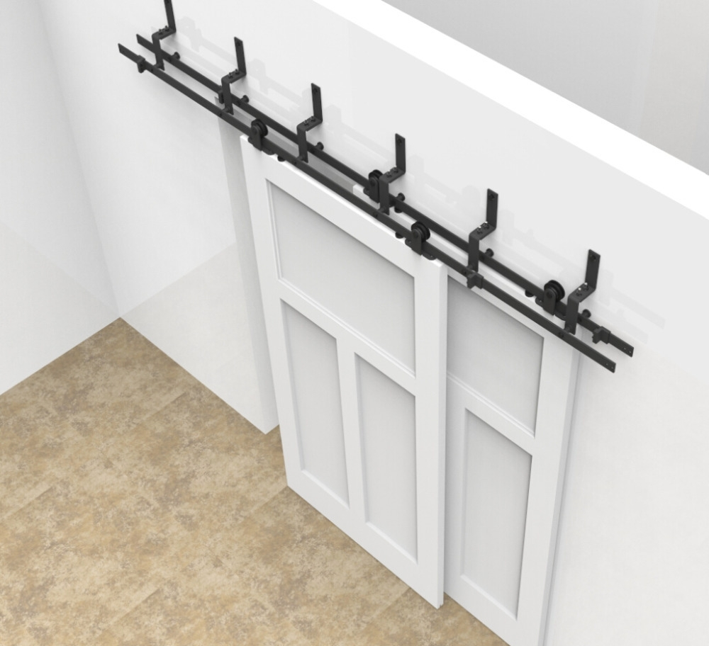 Bypass Barn Door Closet Hardware