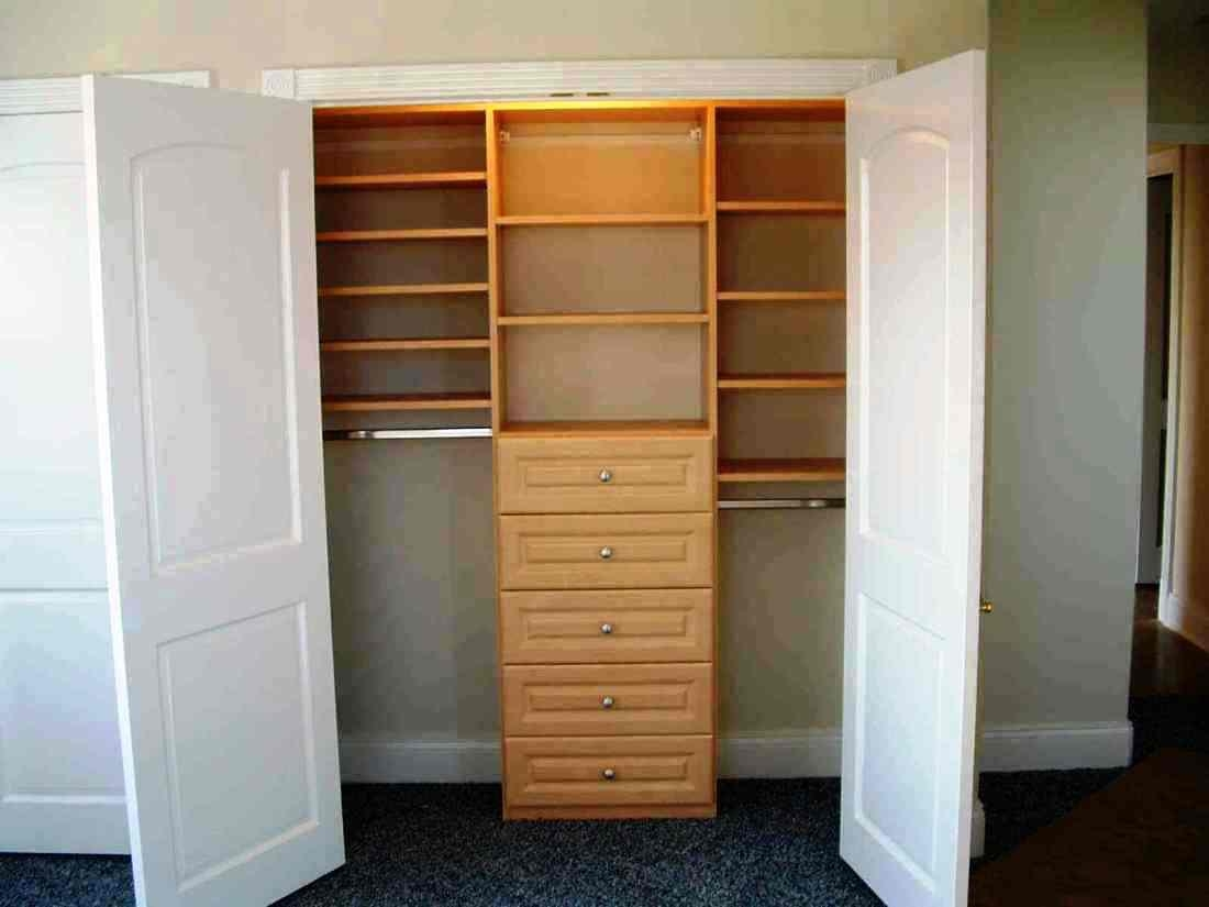 Closet Door Ideas For Small Spaces