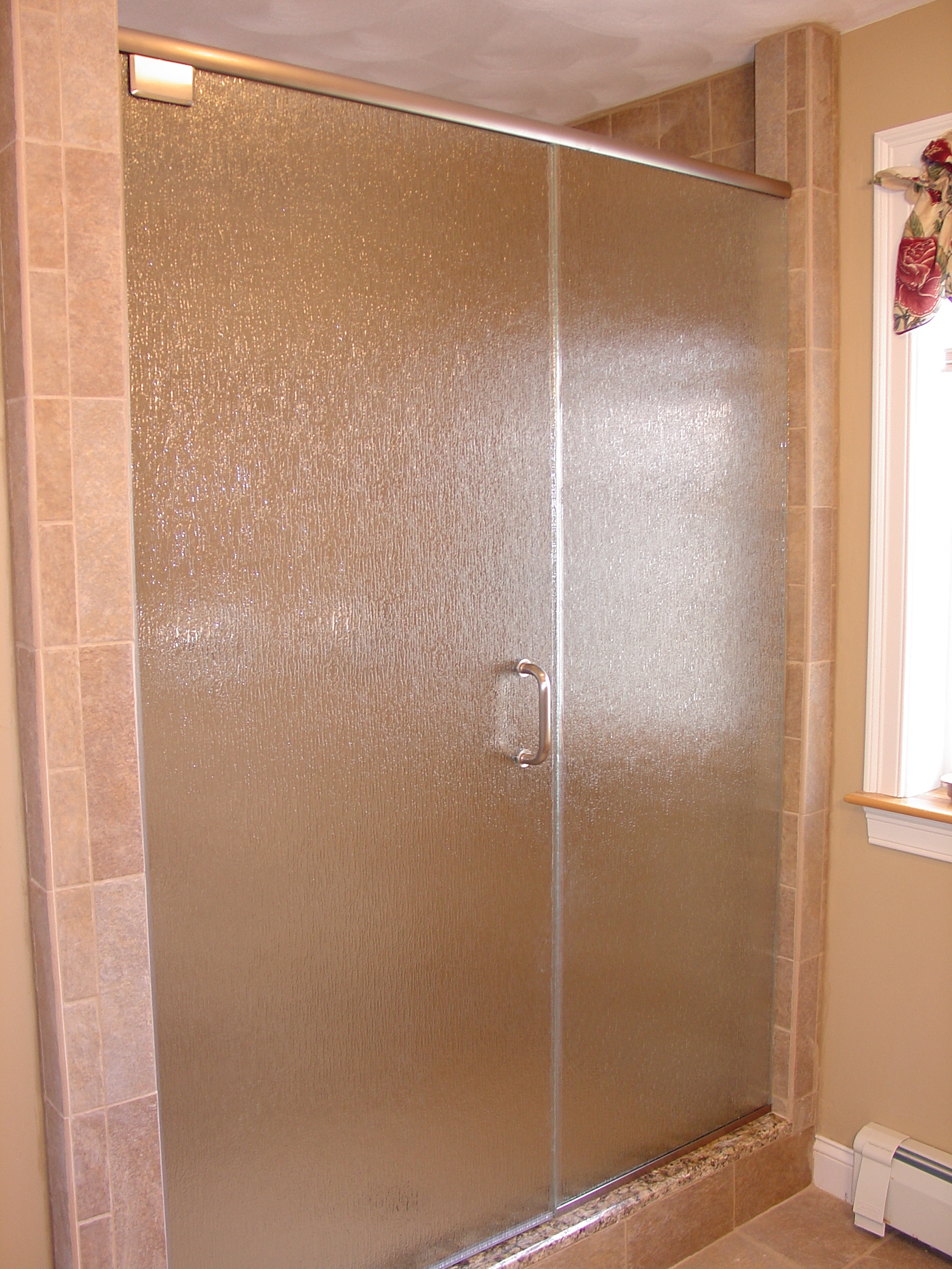 Frameless Shower Door Rain Glass Doors Ideas