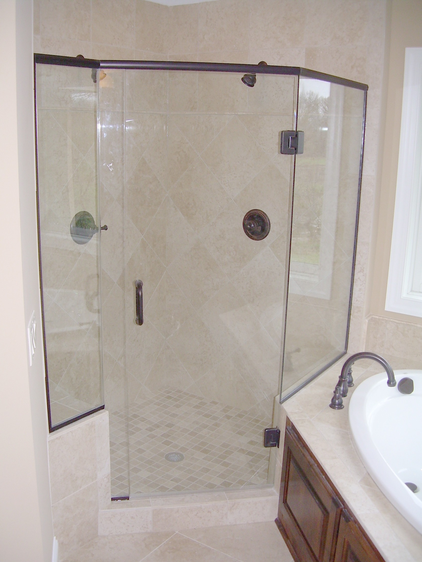 Glass Shower Doors Plymouth Mn
