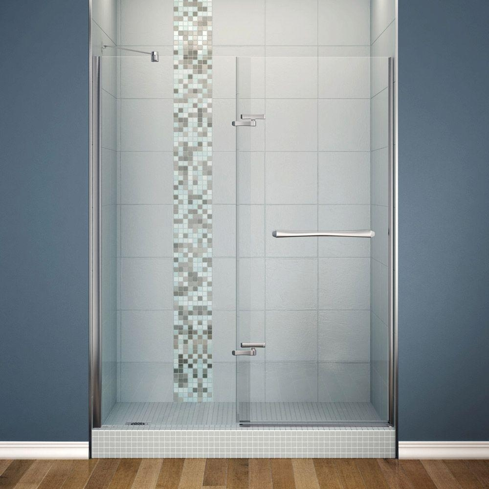 Maax Frameless Glass Shower Doors