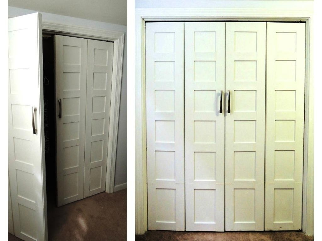 8 Ft Tall Bifold Closet Doors