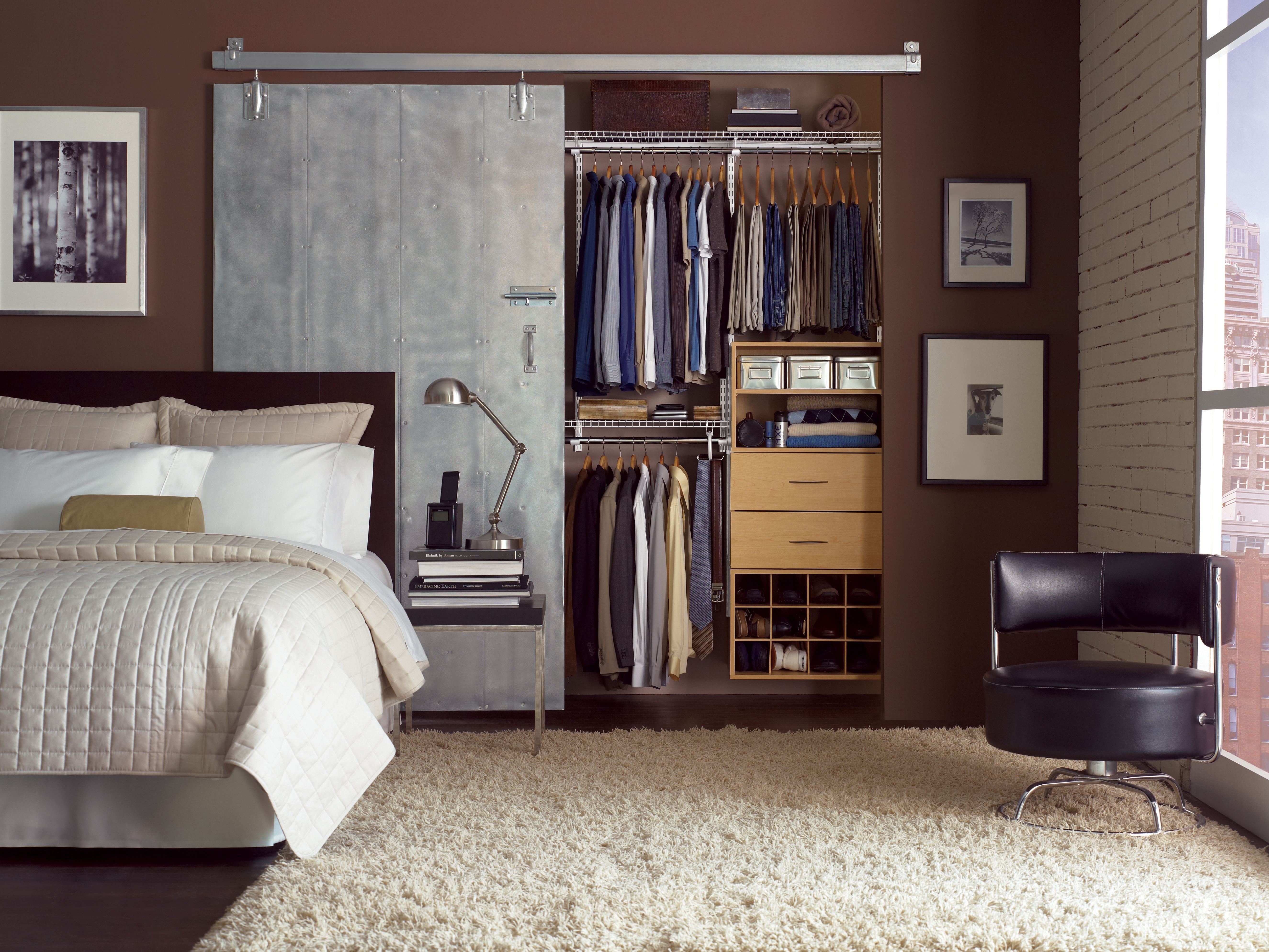 Best Closet Doors For Small Bedroom