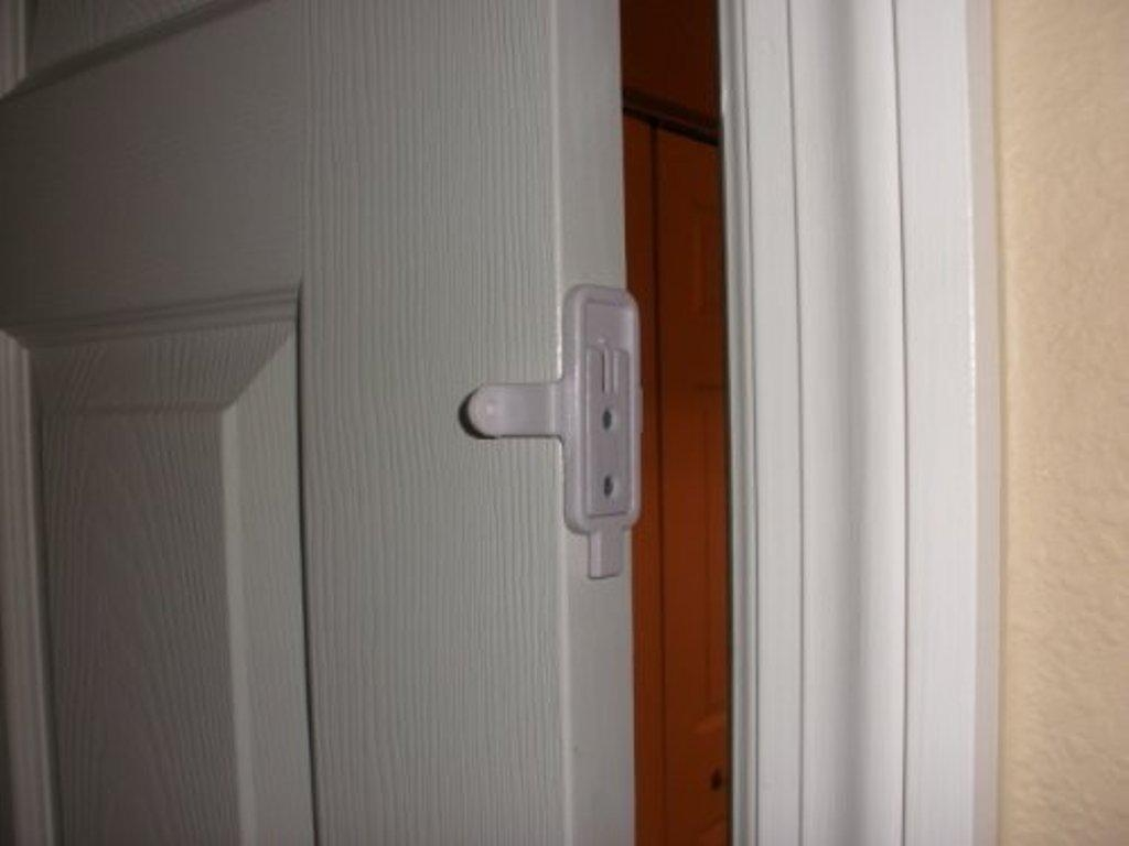 Child Lock For Sliding Closet Doors