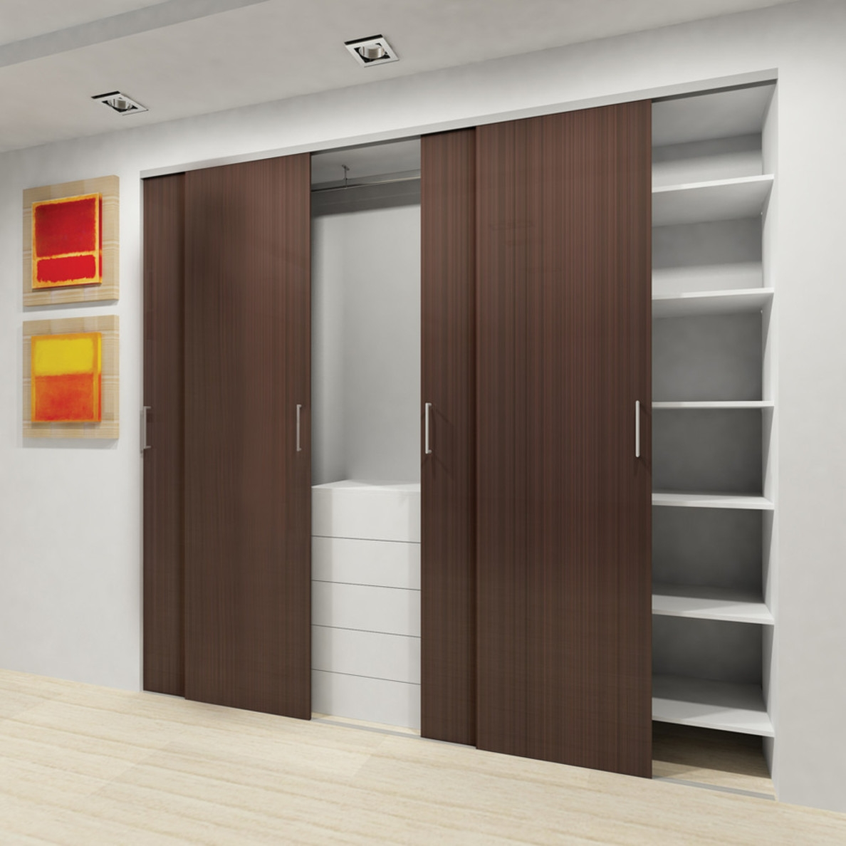 Closet Doors Ideas For Bedrooms