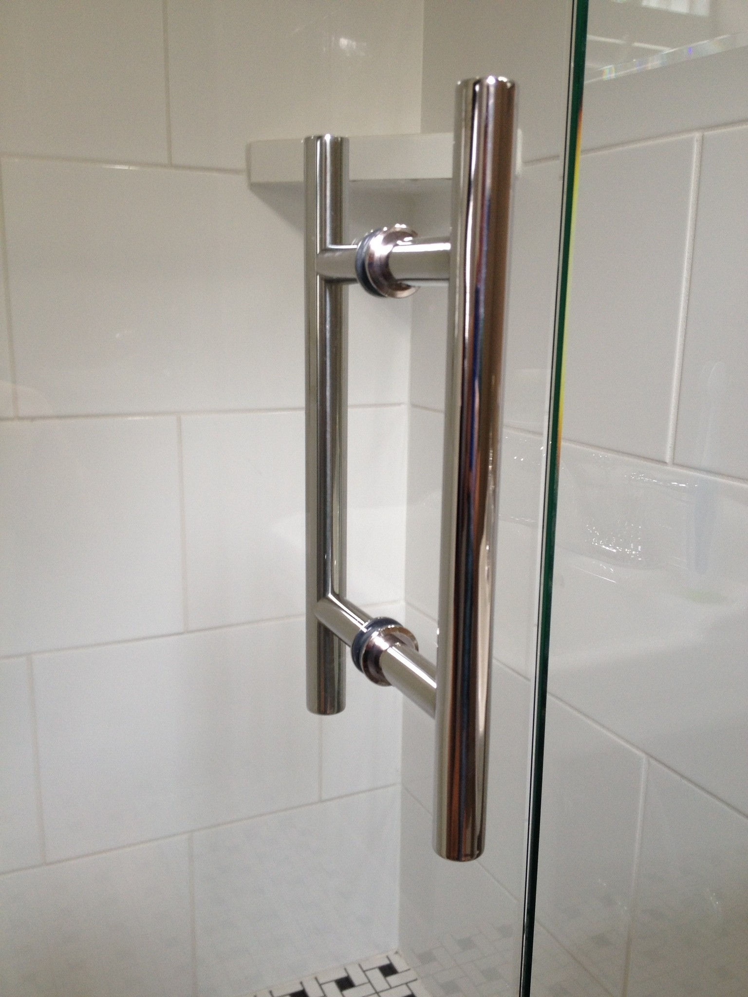 High End Shower Door Handles