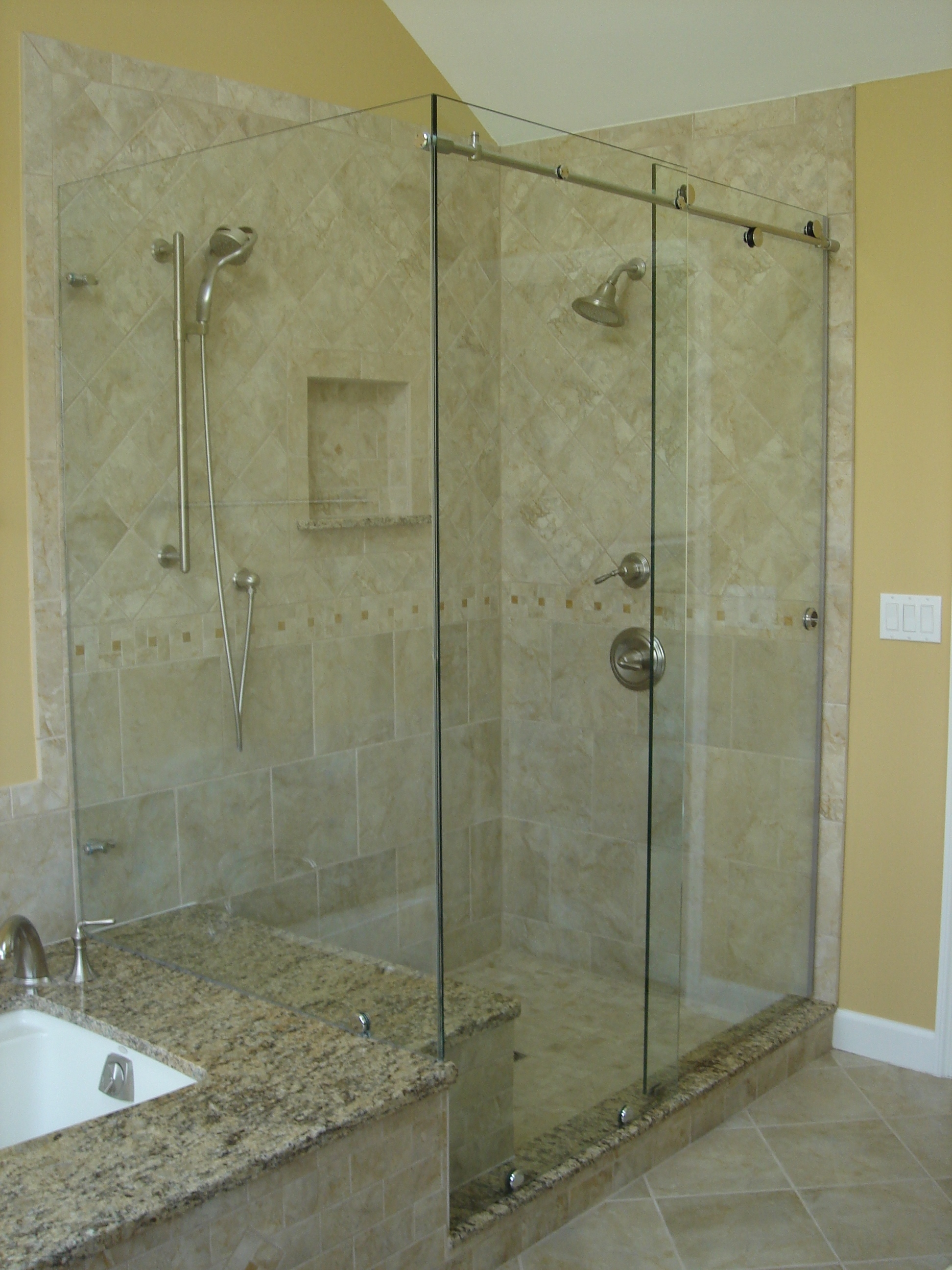 Jacuzzi Shower Door Sweep