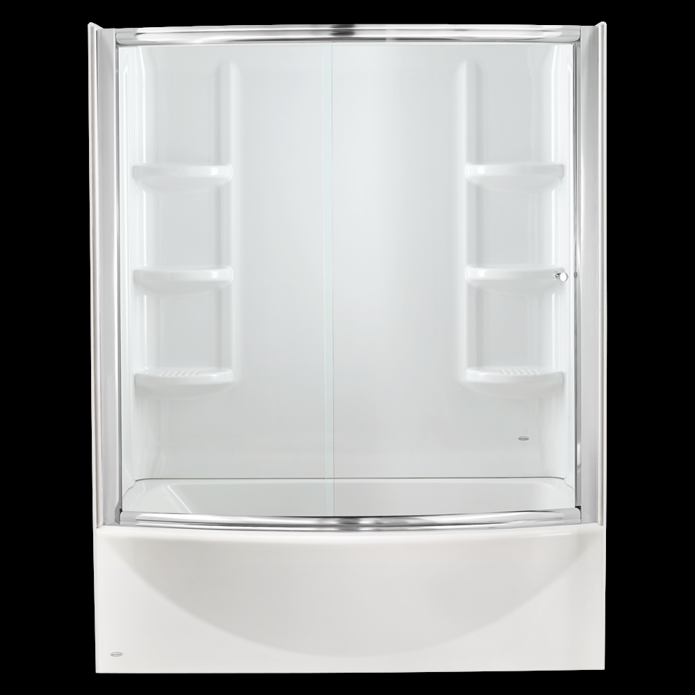 Shower Doors For Curved Tubs