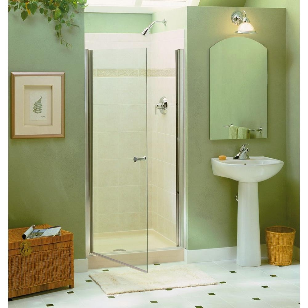 Standard Pivot Shower Door Sizes