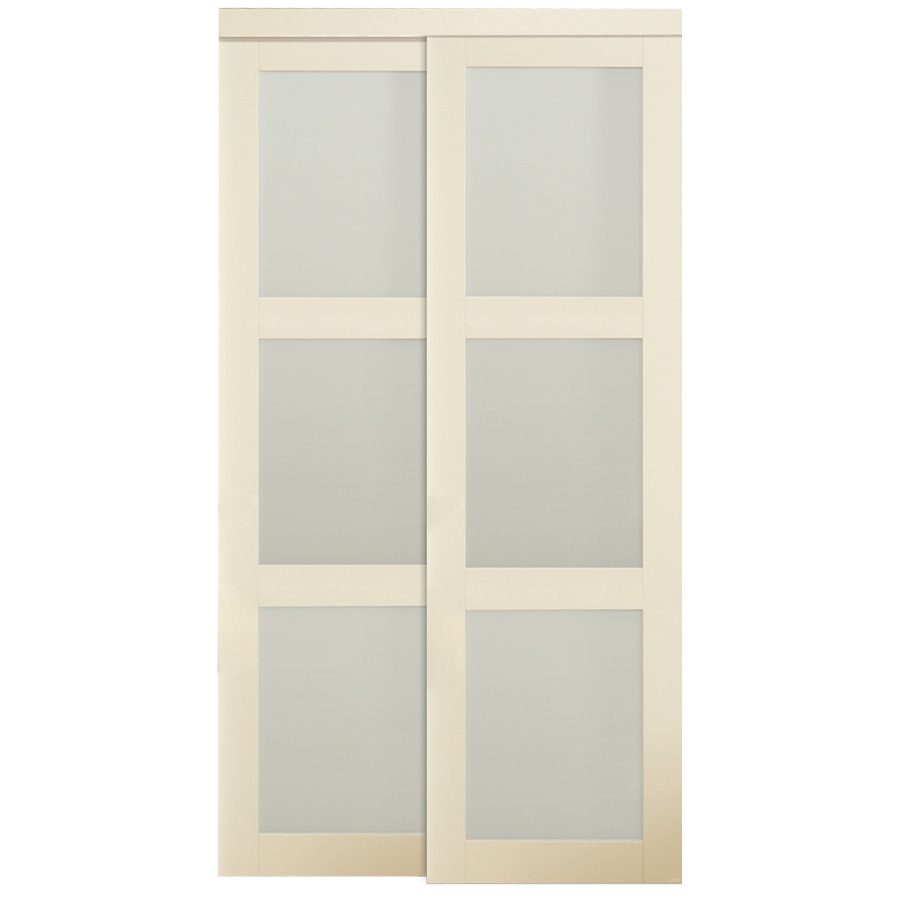 Permalink to 48 Sliding Wood Closet Doors