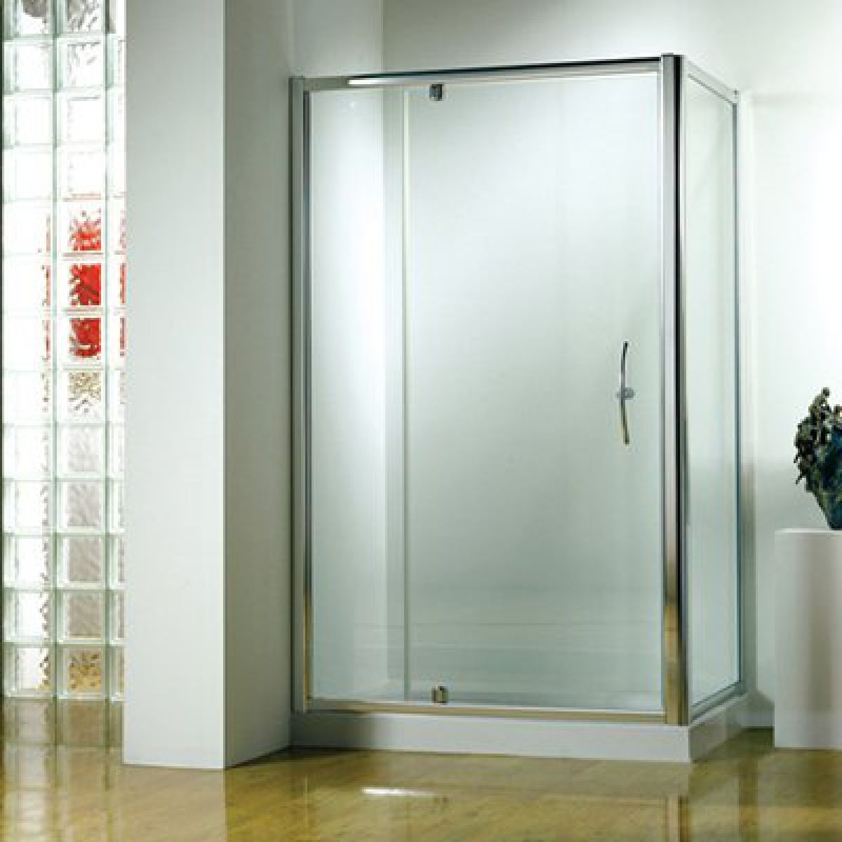 Permalink to Pivot Shower Doors 1200mm