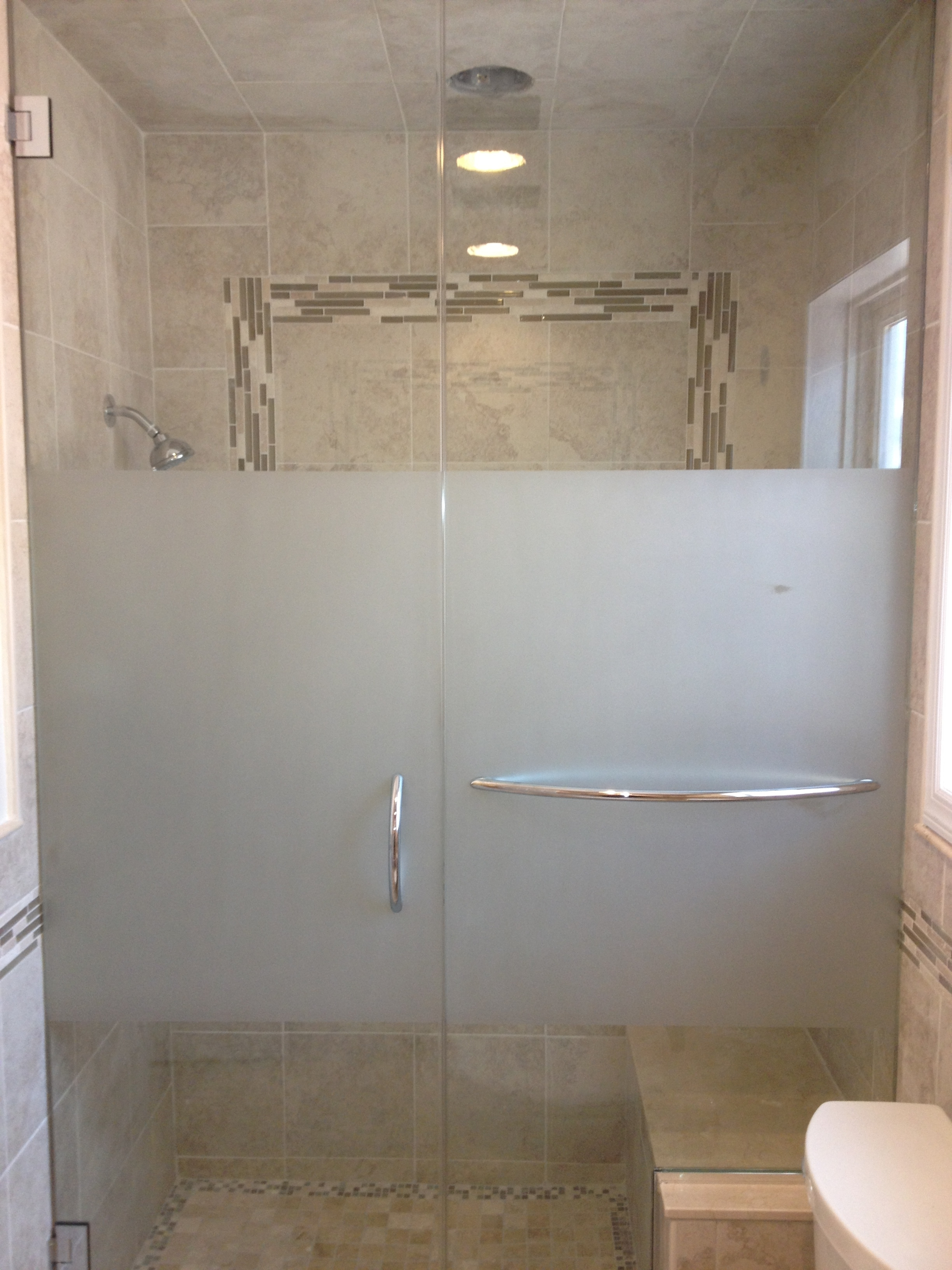 Privacy Film For Glass Shower Doors