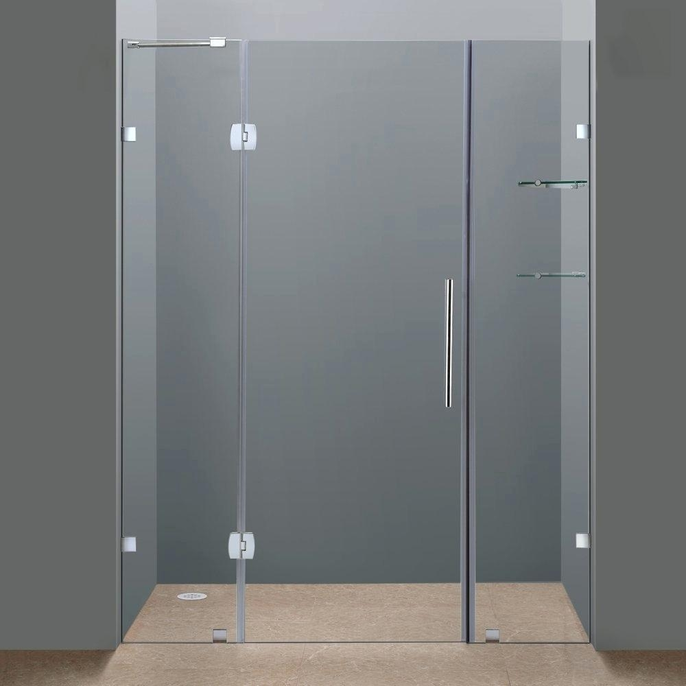 Glass Shower Door Child Lock