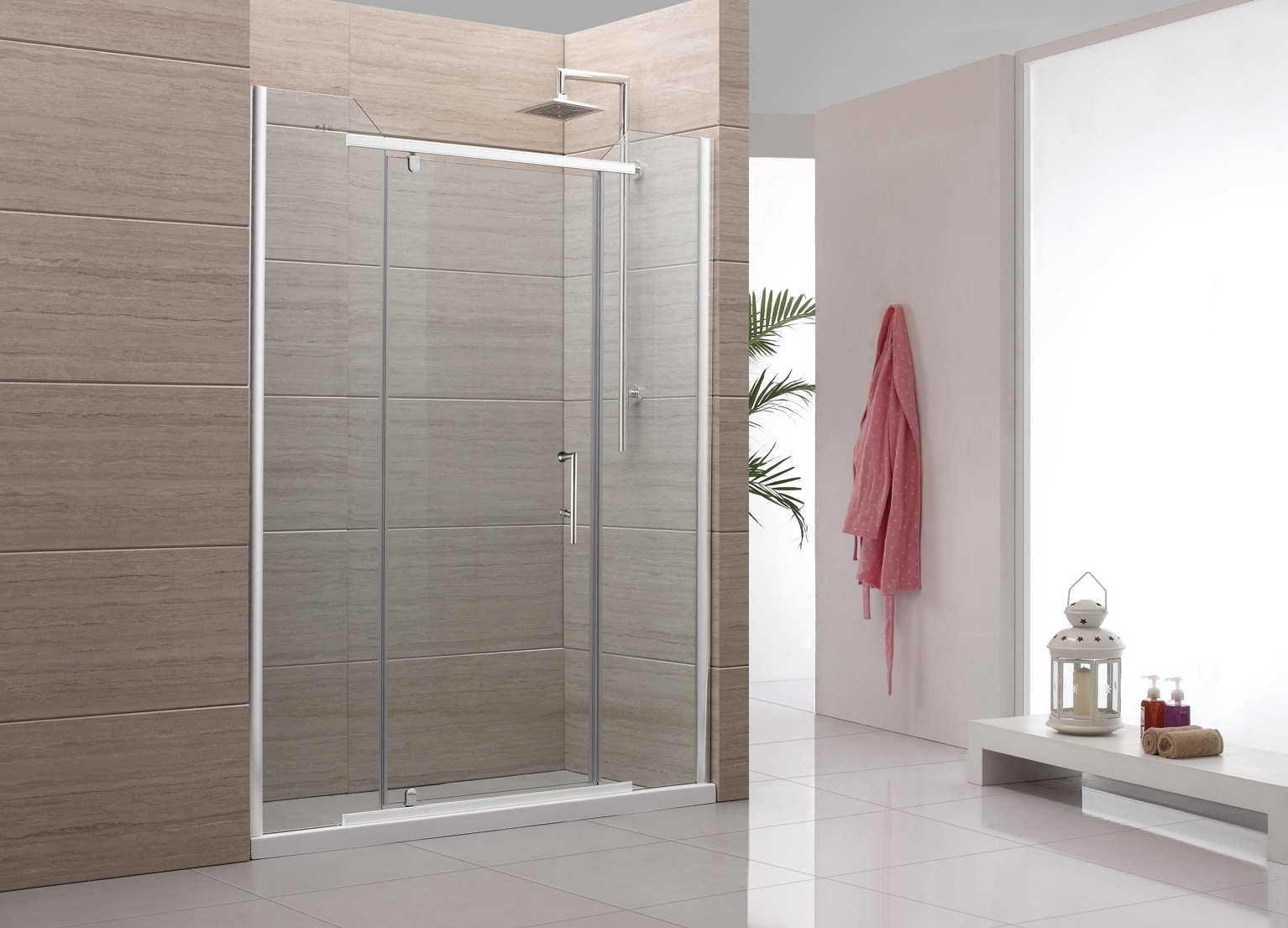 High End Sliding Glass Shower Doors