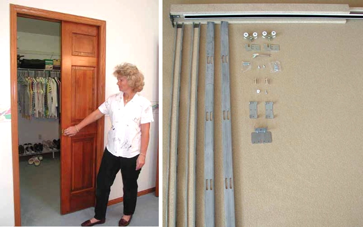 Permalink to Pocket Doors For Closets