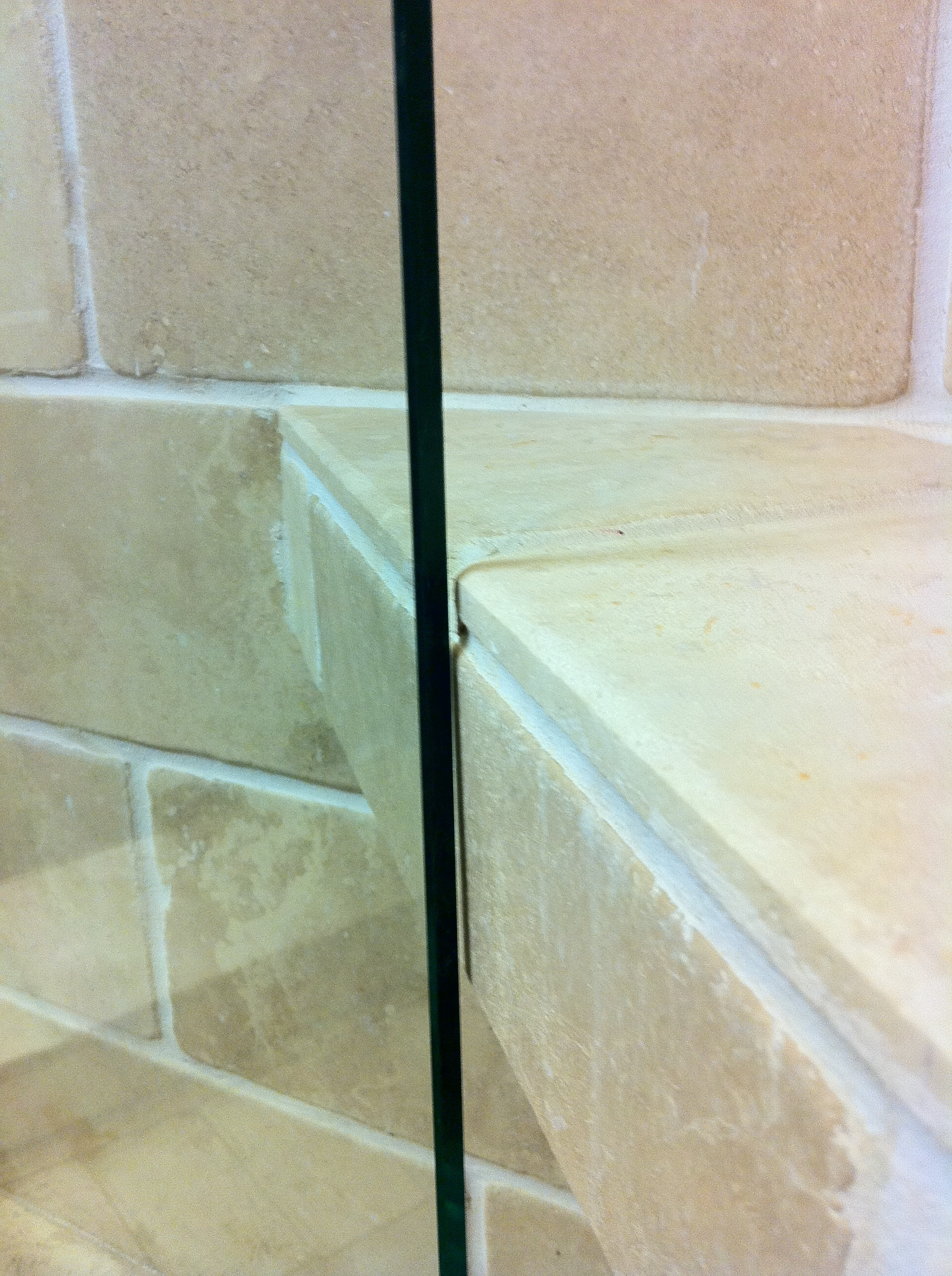 Shower Door Rubber Bumpers
