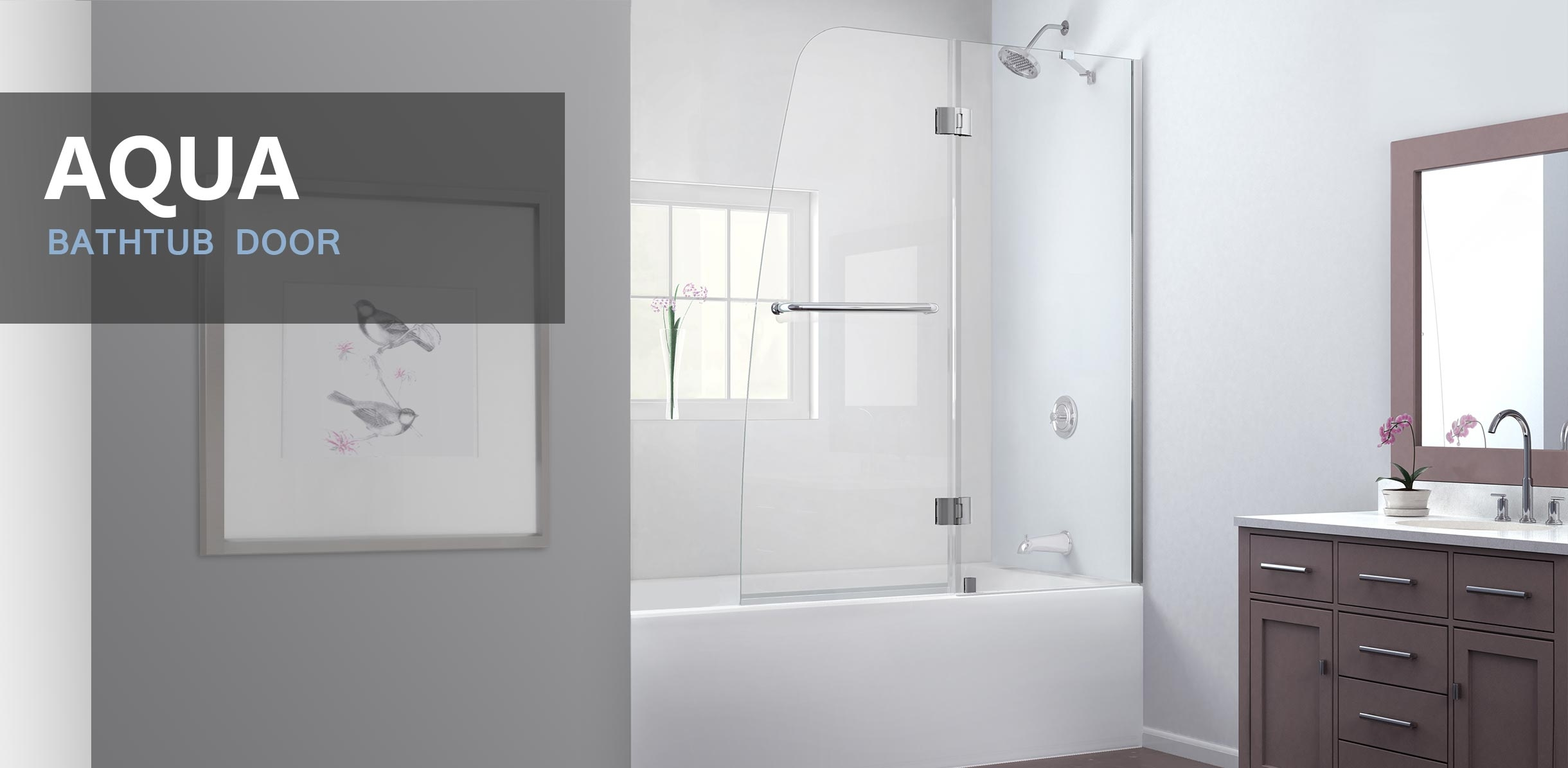 Shower Doors For Tub Enclosures