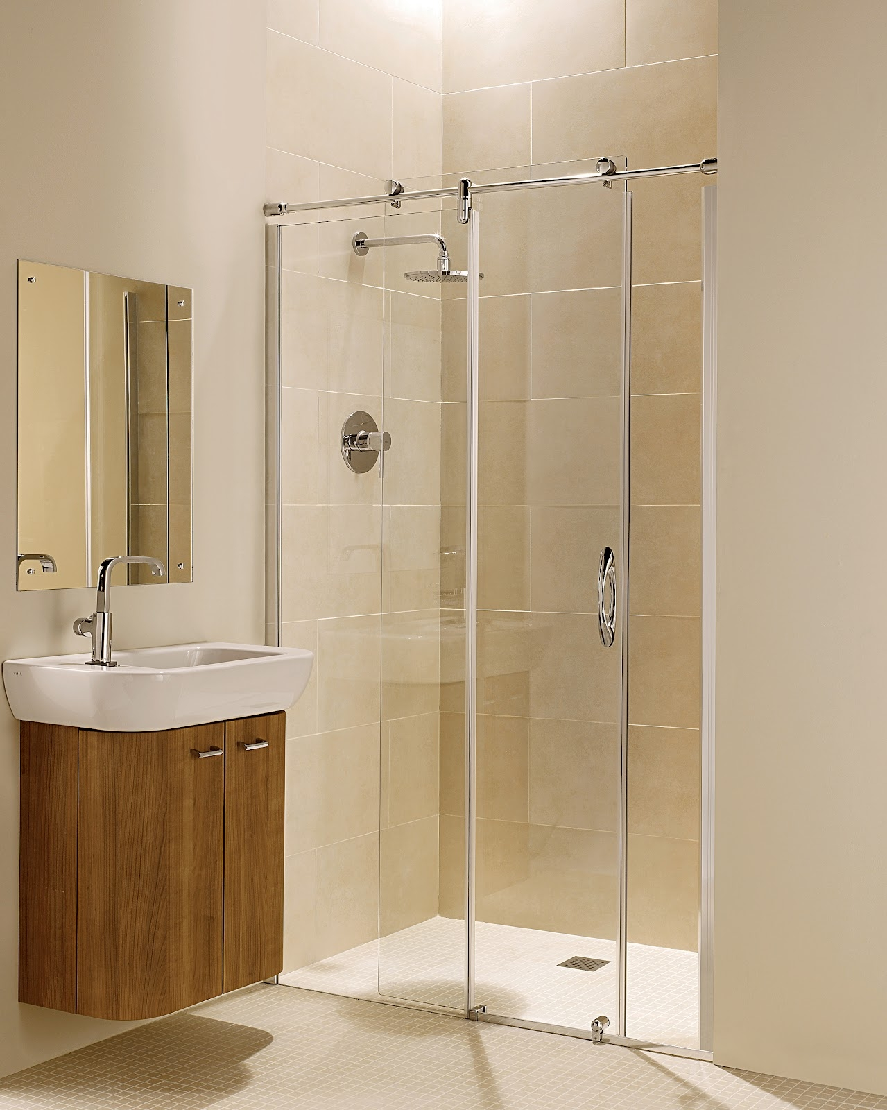 Sliding Shower Doors For Small Spaces