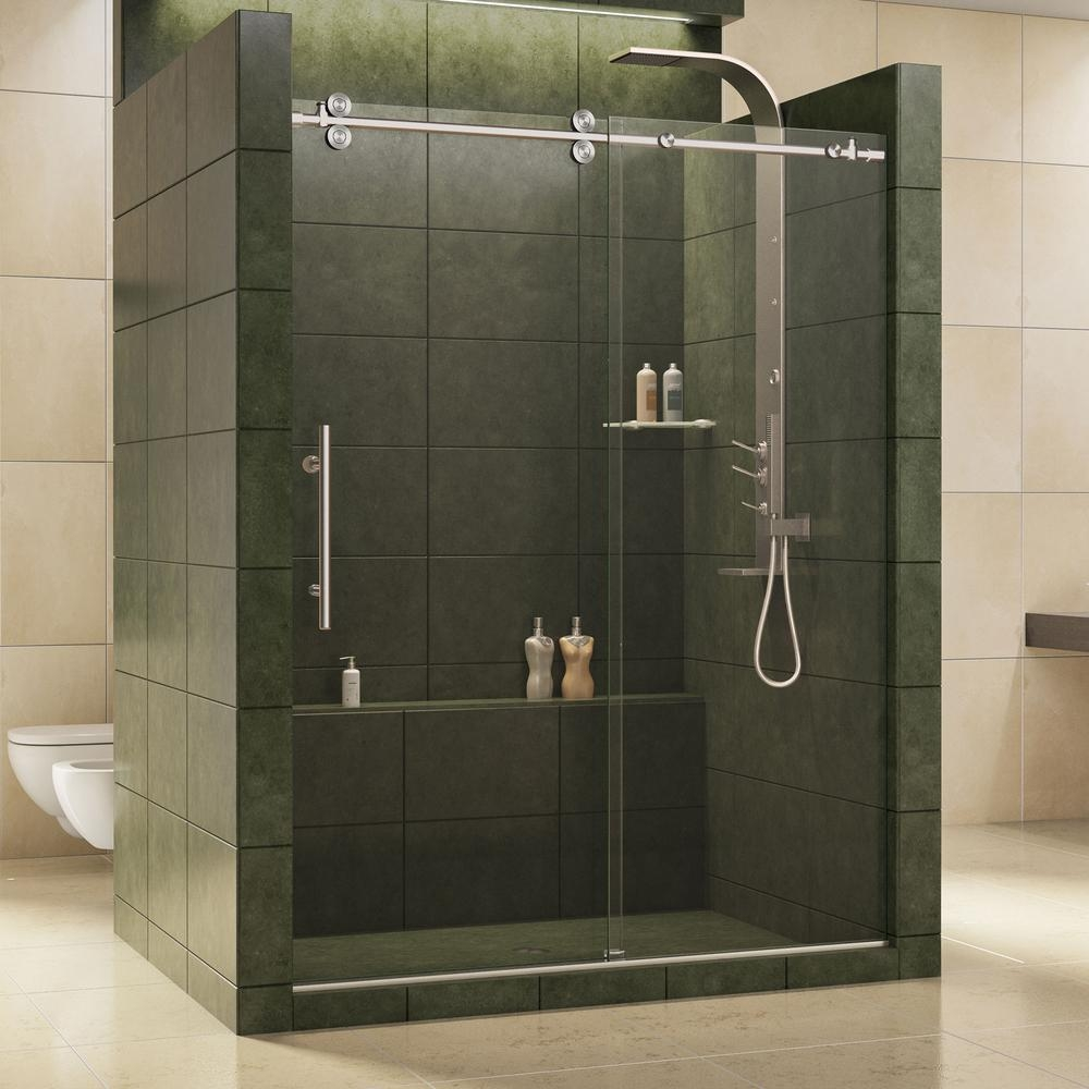 Tall Glass Shower Doors