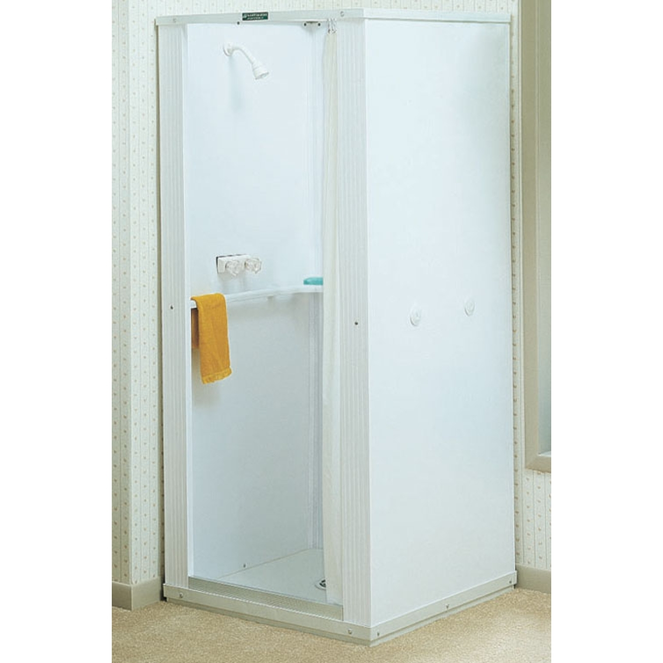 68 Durastall Shower Door