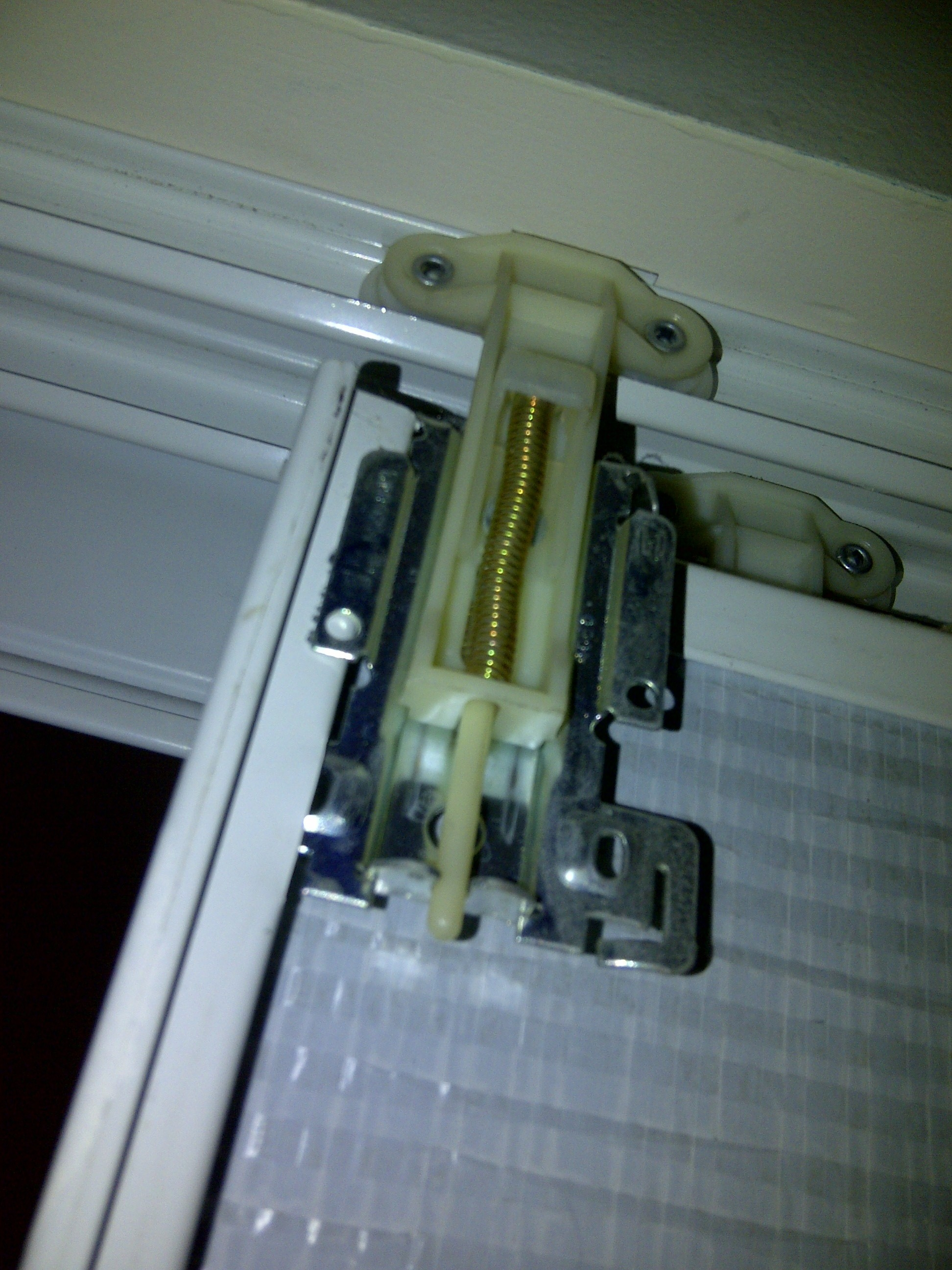 Acme Sliding Closet Door Hardware