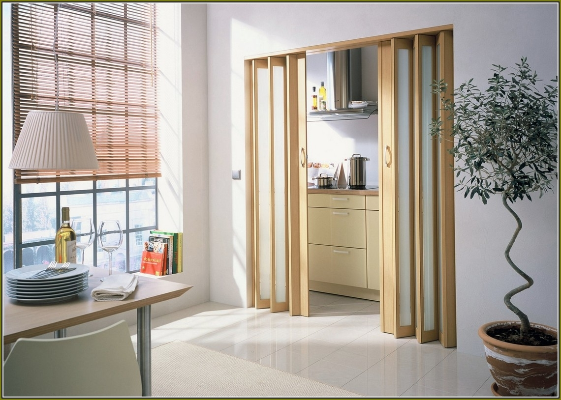 Alternative Bifold Closet Doors