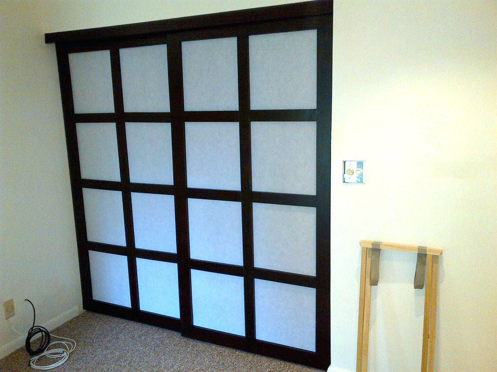 Asian Style Closet Doors1024 X 768