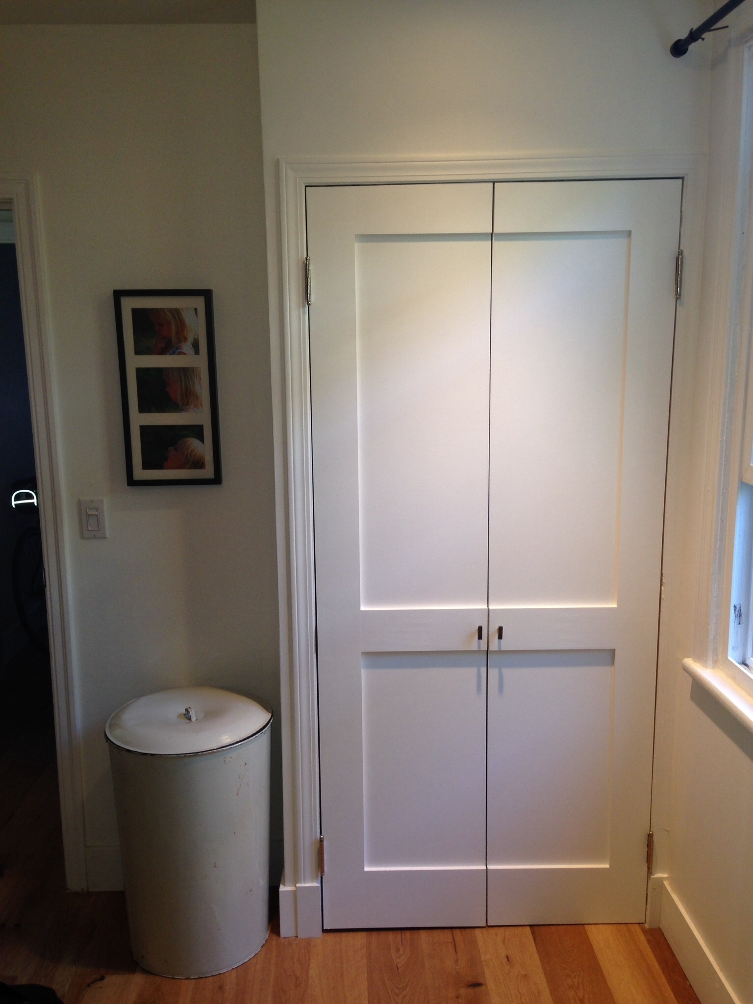 Bathroom Closet Door Alternatives