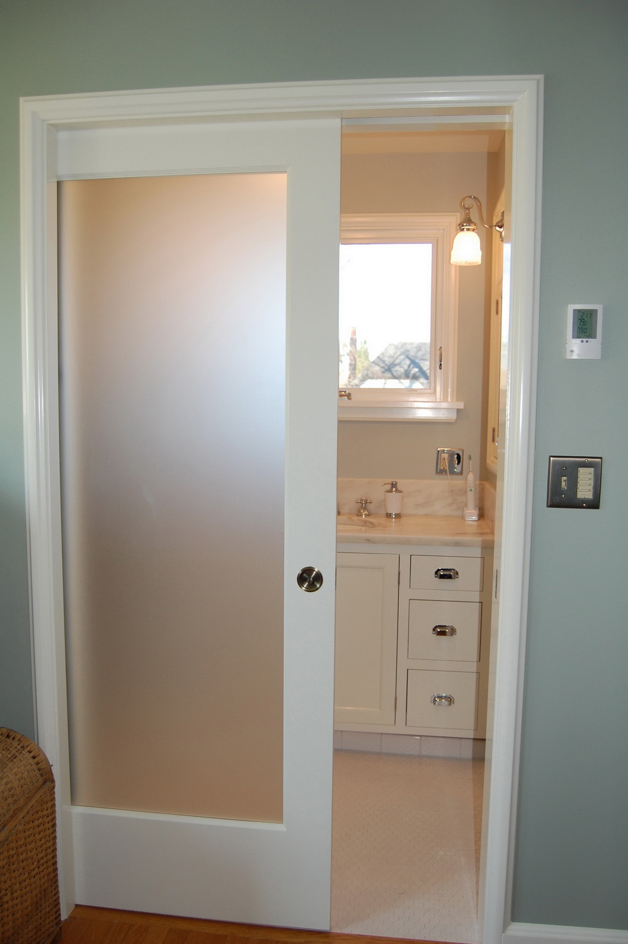 Bathroom Closet Doors Ideas1260 X 1895
