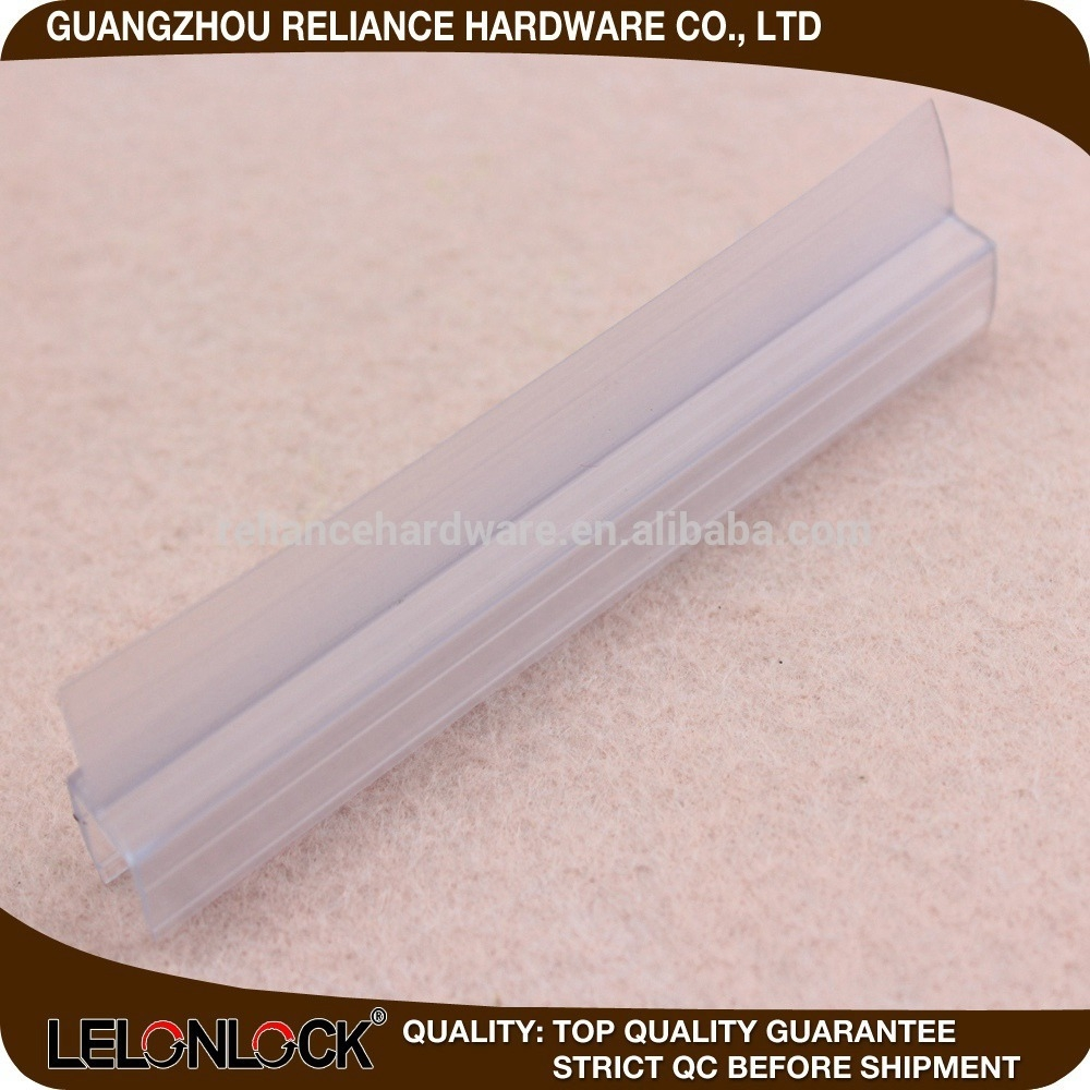 Clear Plastic Shower Door Seal Strip