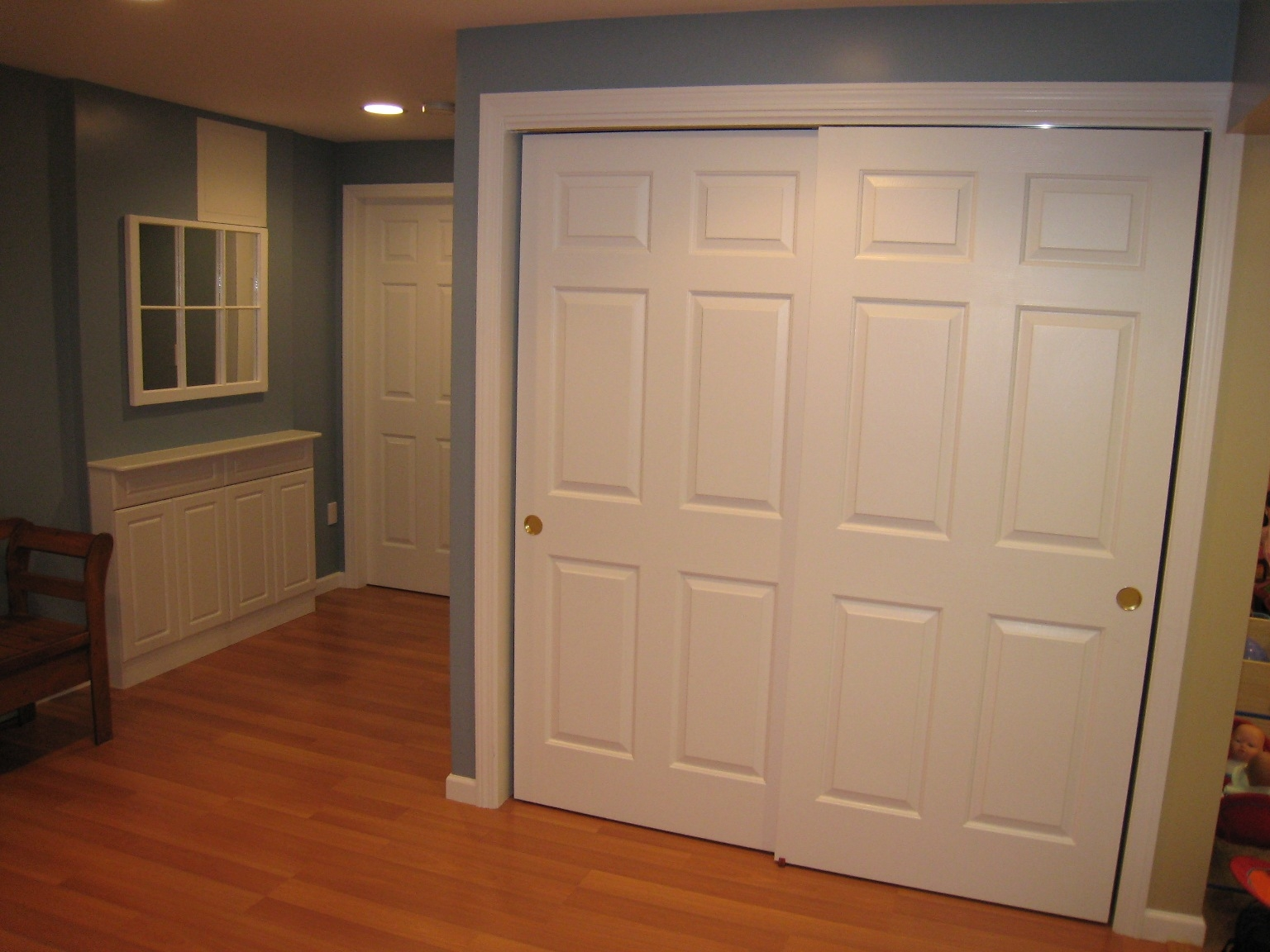 Permalink to Double Sliding Doors For Closets