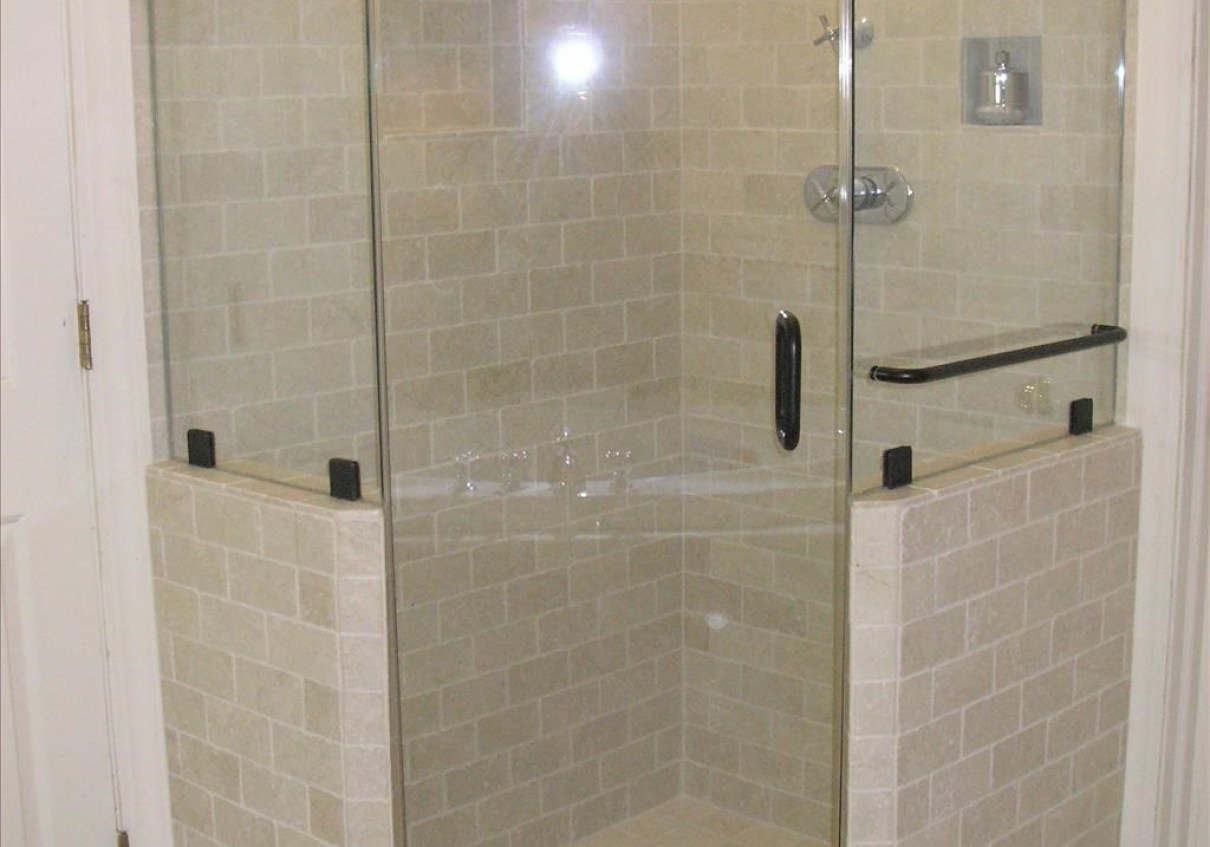 Frameless Shower Door Seal Drip Rail