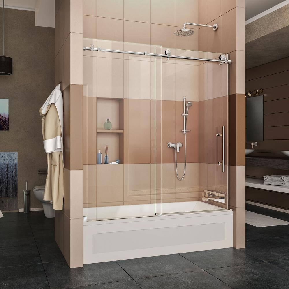 Glass Shower Doors For Tub