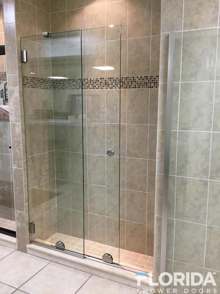Rolling Glass Shower Doors