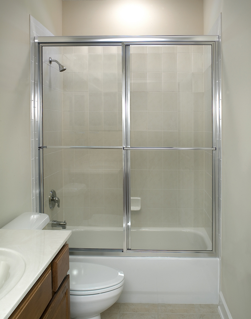 Shower Door Glazing Clear Vinyl