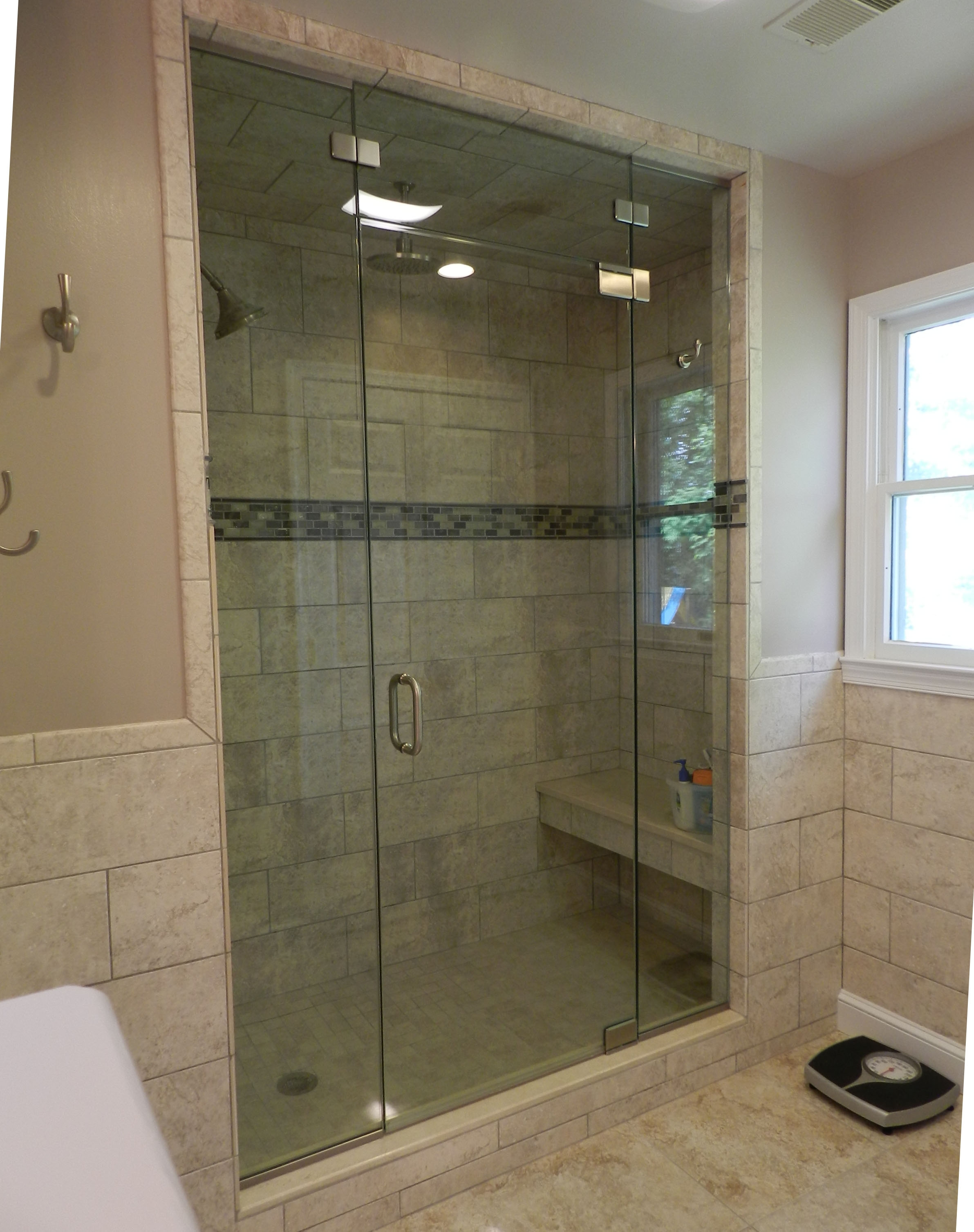Steam Shower Doors Glass Frameless Doors Ideas