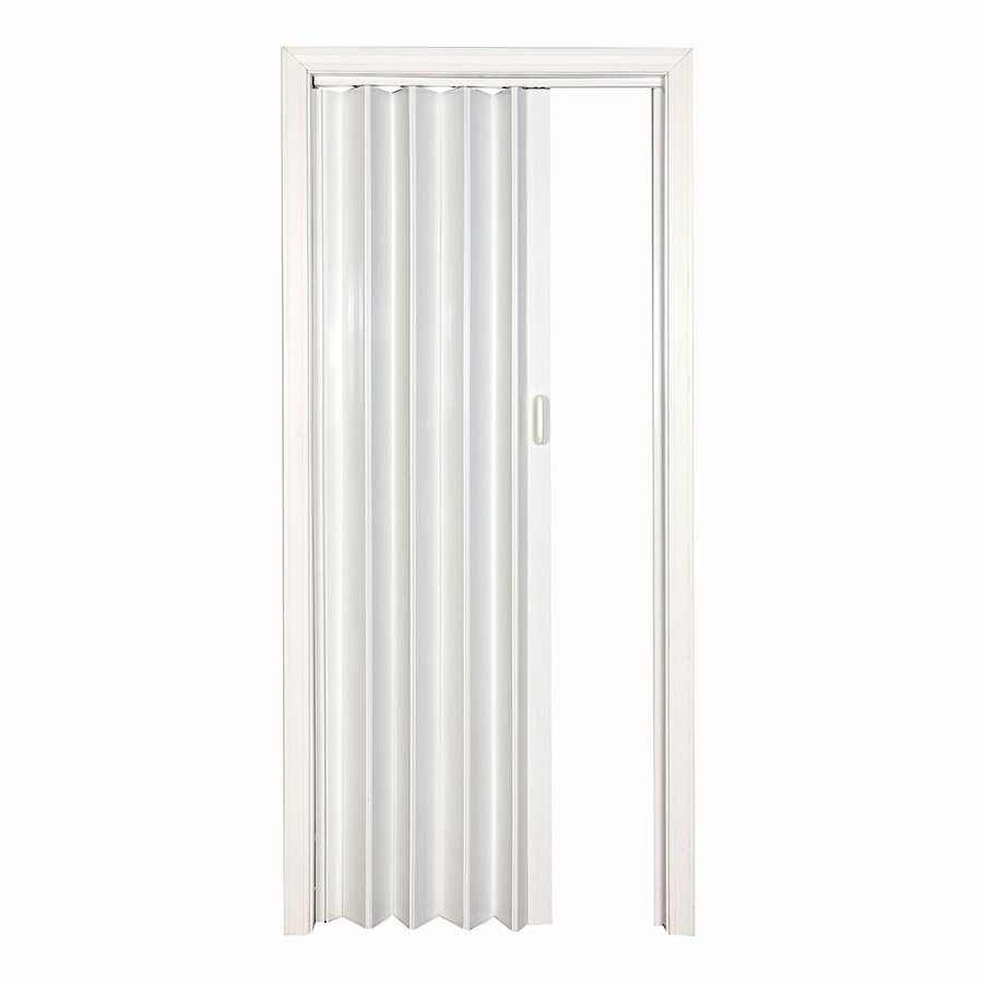 Plastic Accordion Closet Doors