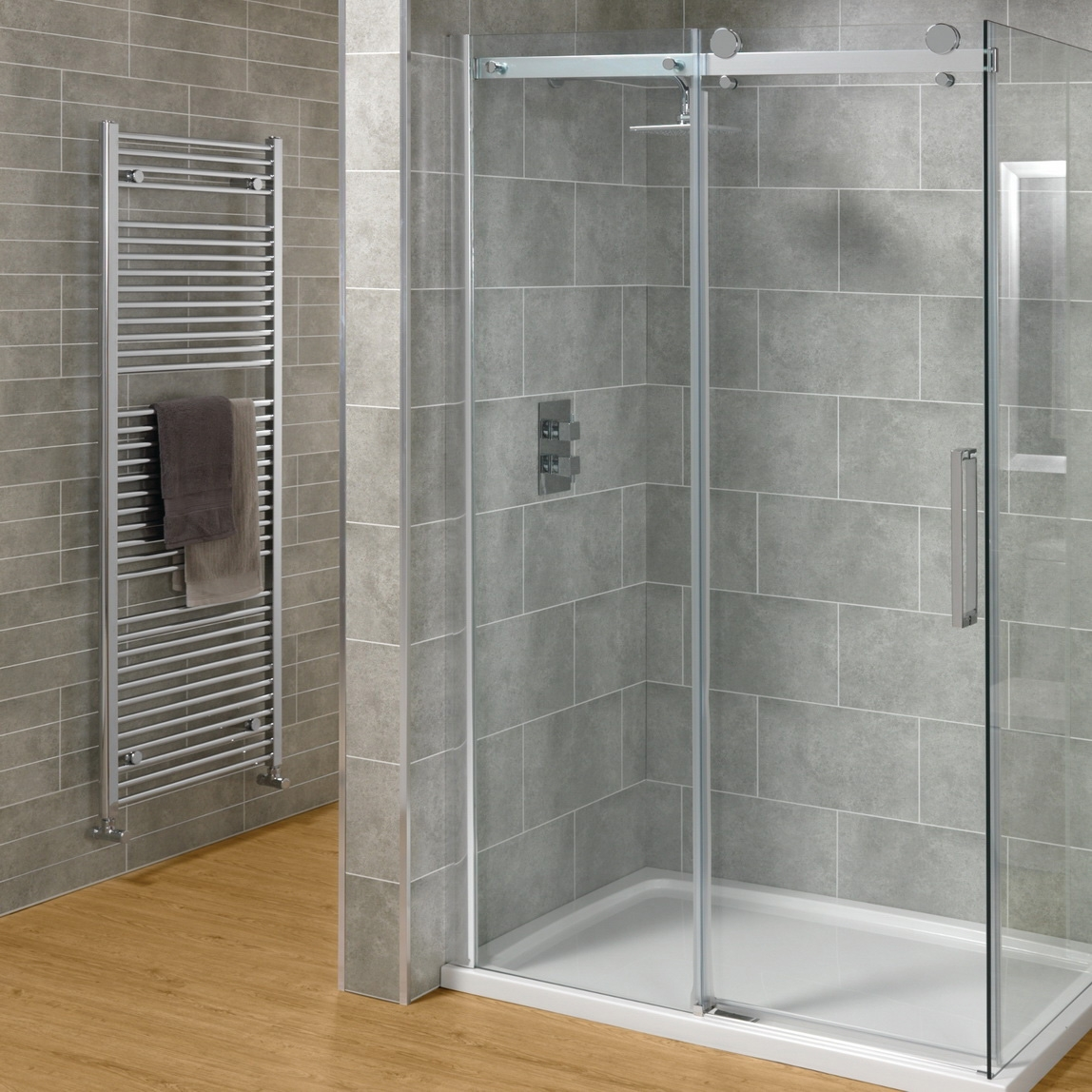 Small Shower Door Options